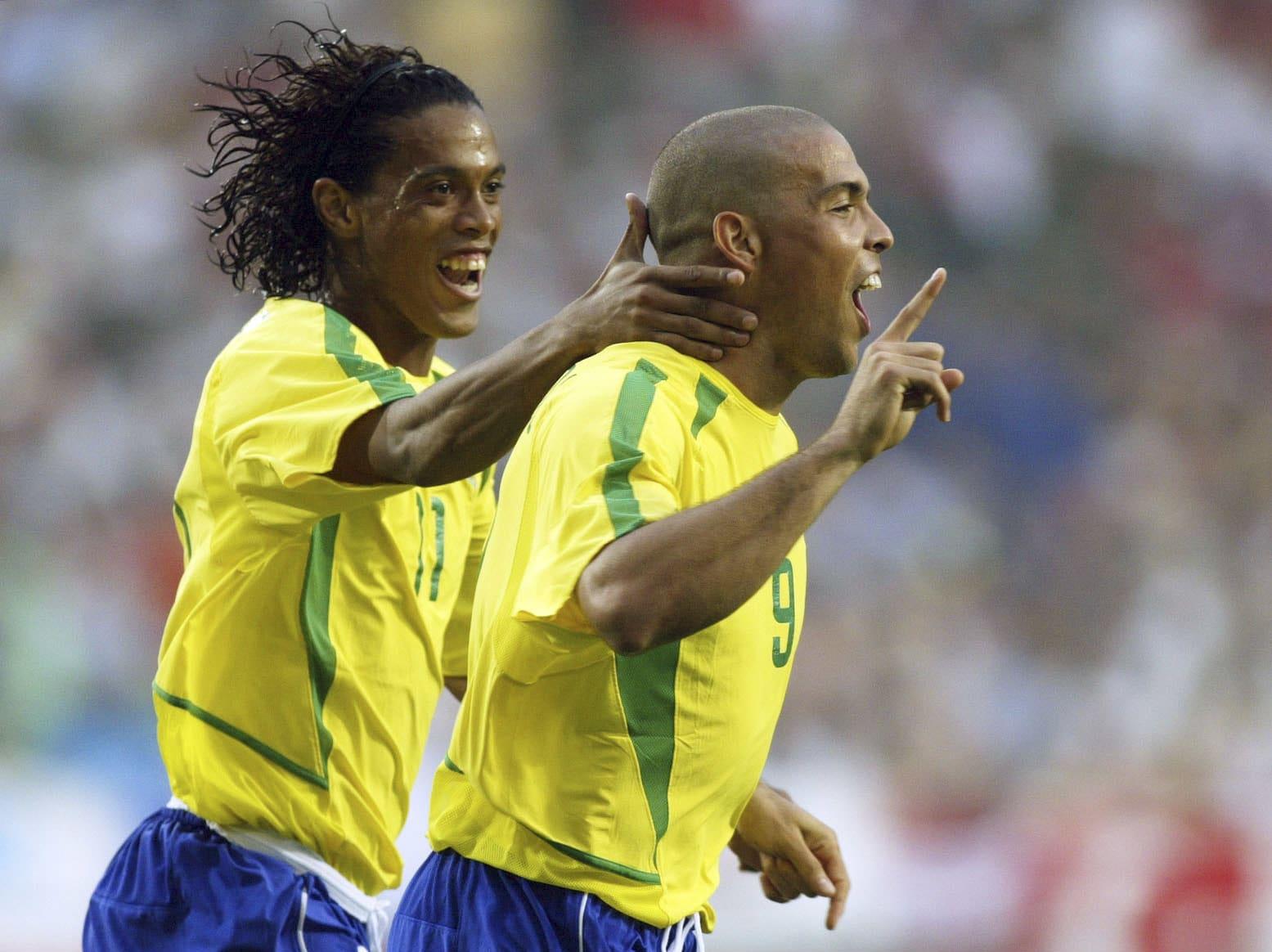 البرازيلي رونالدو: المنافسة في جيلي كانت أشرس من جيل ميسي وكريستيانو