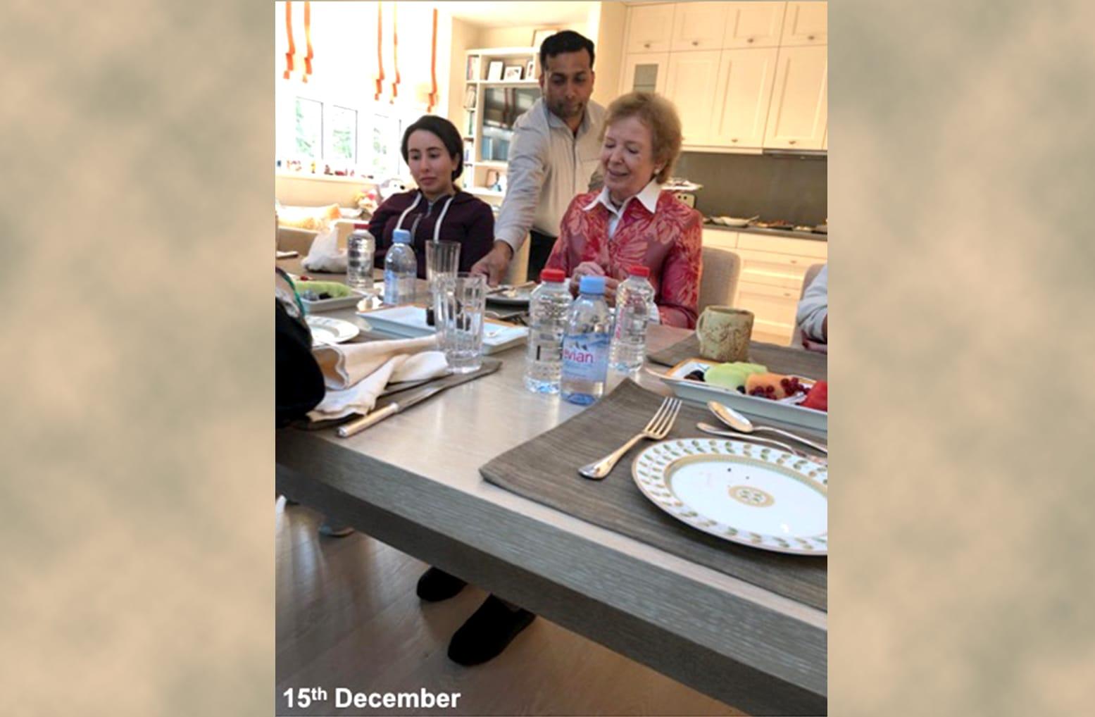 كأول دليل على أنها حية.. الإمارات تنشر صورا للشيخة لطيفة بنت محمد بن راشد