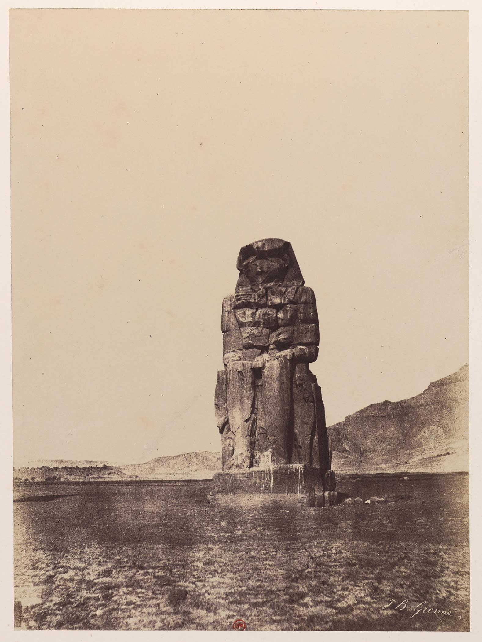 كيف بدت مصر عبر عيون واحد من أول المصورين الذين زاروها؟