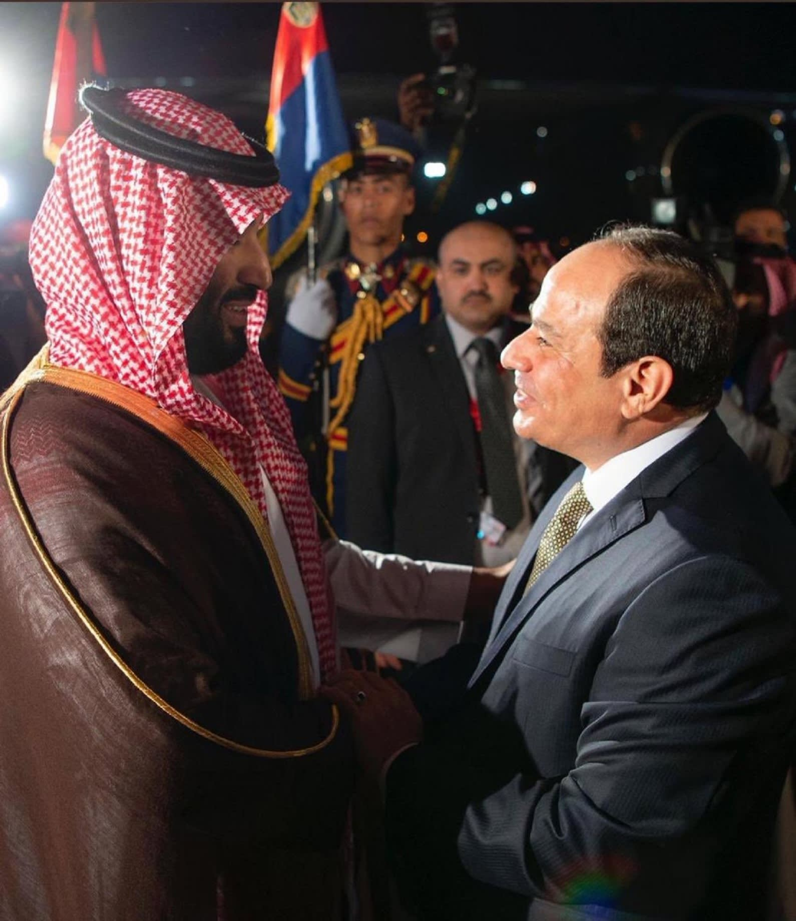 خالد بن سلمان: مستقبل علاقات مصر والسعودية سيمضي لآفاق أوسع