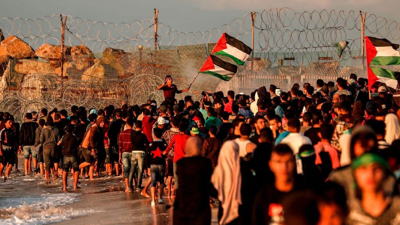 عودة الهدوء بين إسرائيل وغزة بعد أعنف 24 ساعة منذ حرب 2014
