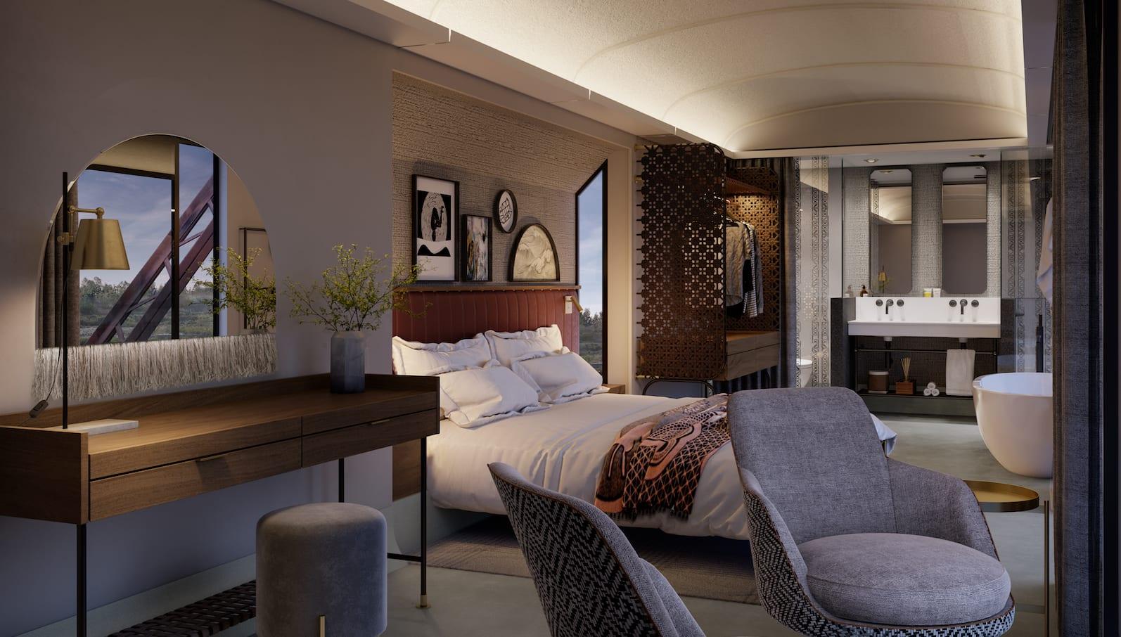 فندق في جنوب أفريقيا