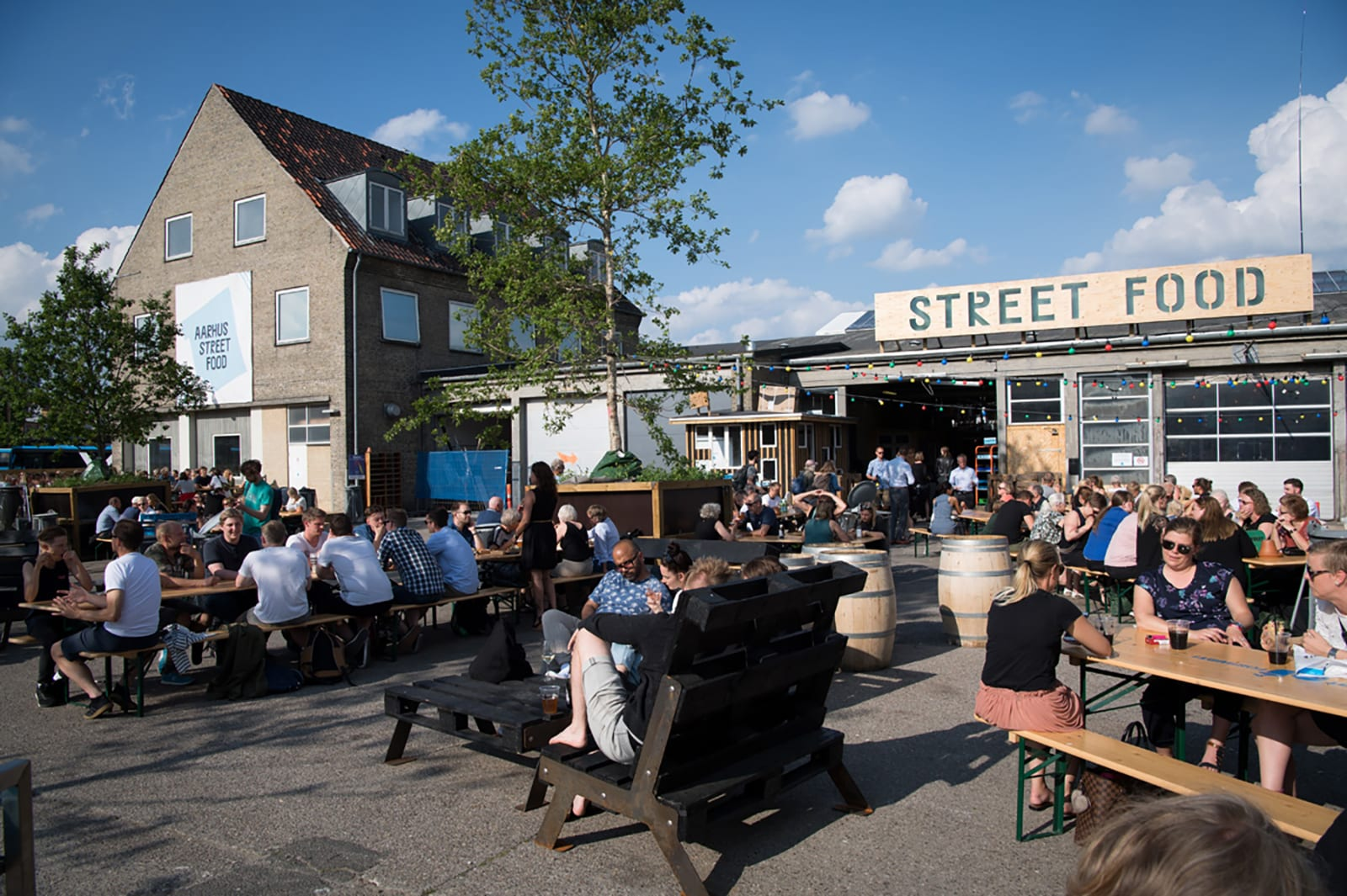 ما هي المدينة الدنماركية التي تستعد للاستيلاء على مشهد كوبنهاغن السياحي؟