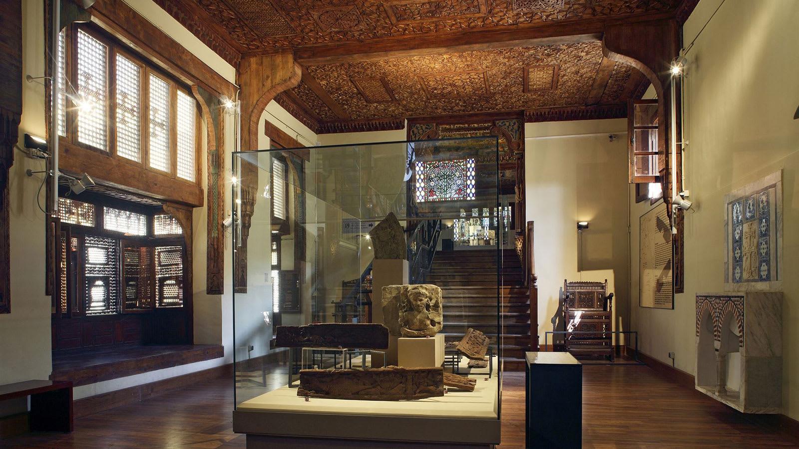 المتحف القبطي في مصر