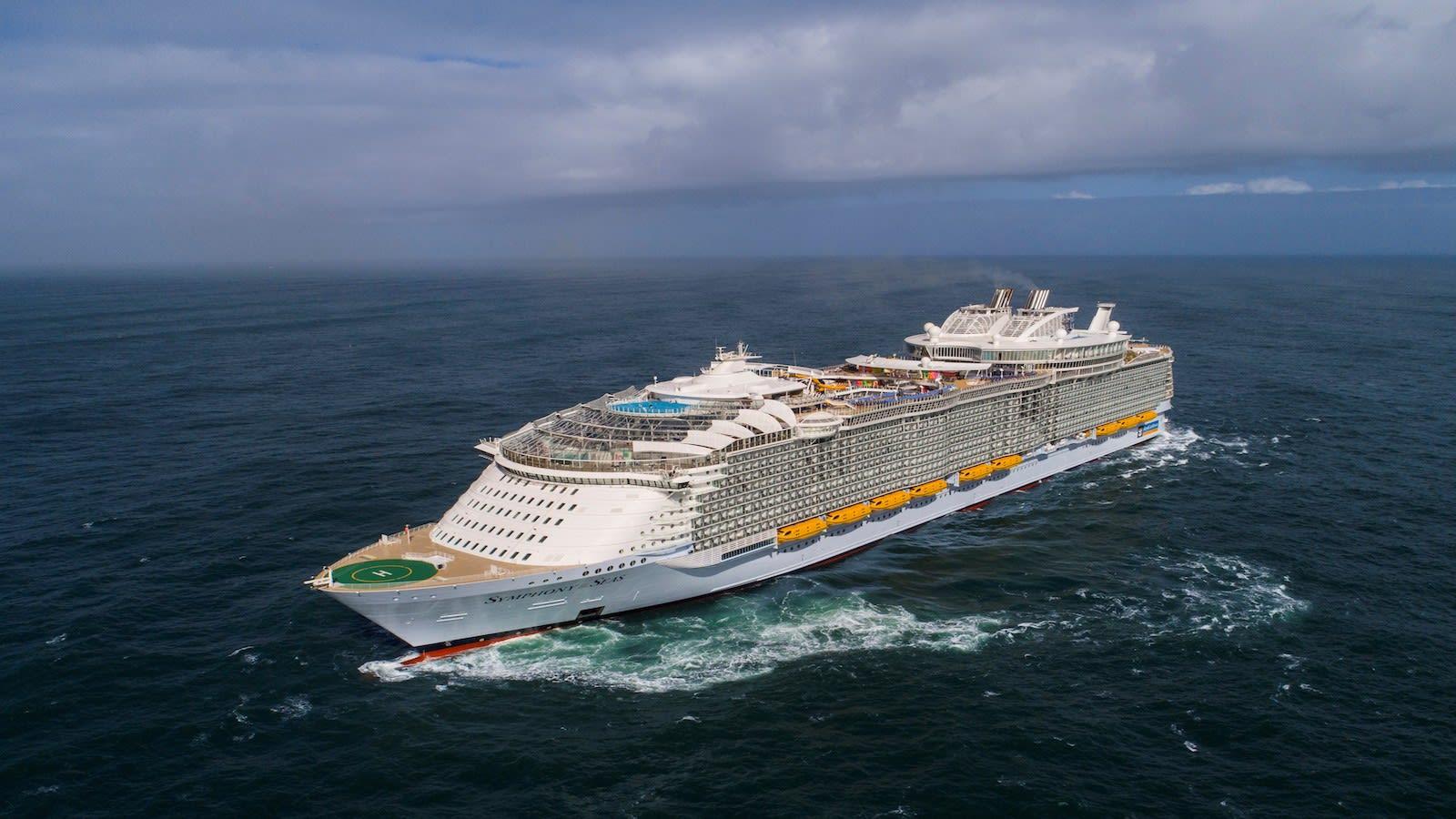 كيف تطعم أكبر سفن الرحلات في العالم ركابها؟