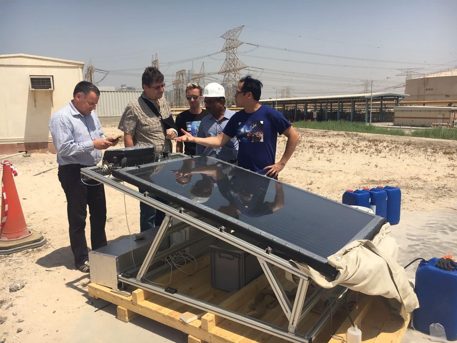 حل ندرة المياه في الشرق الأوسط.. هل تكون على يد هذه الشركة الناشئة؟