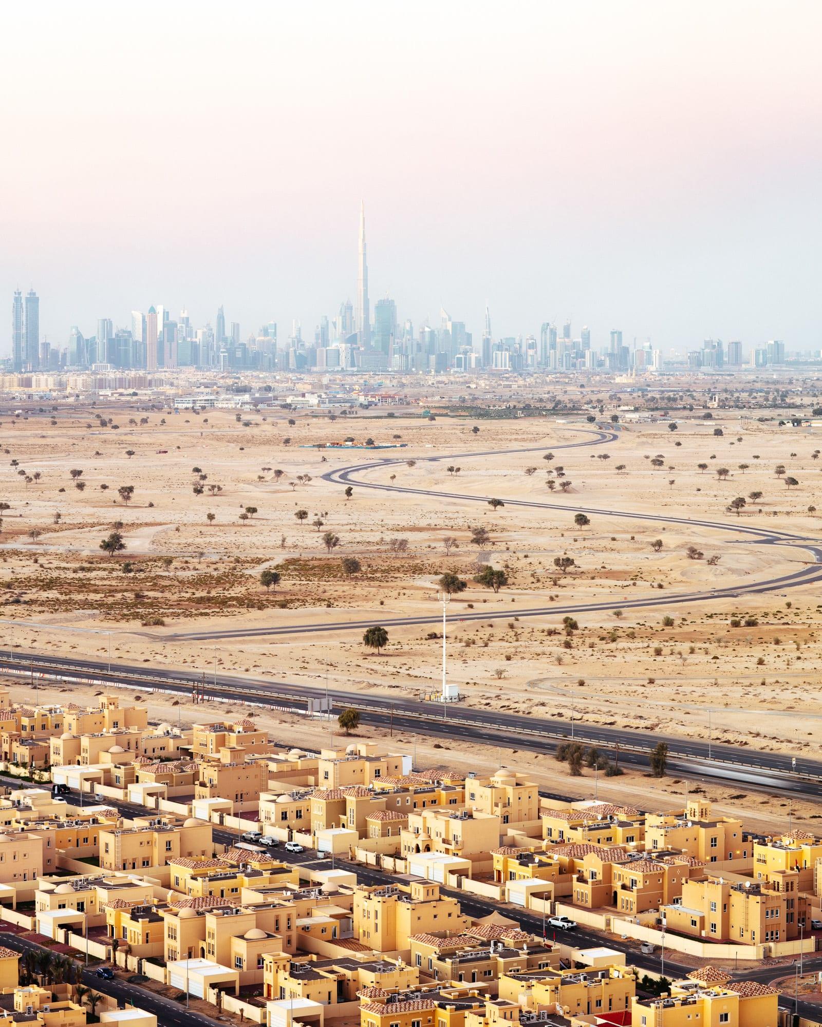 صحراء الإمارات العربية المتحدة