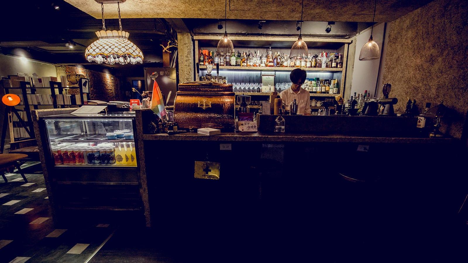 في تايوان.. حانة مخصصة للأشخاص الذين يرغبون بأخذ قسط من الراحة من البشرية