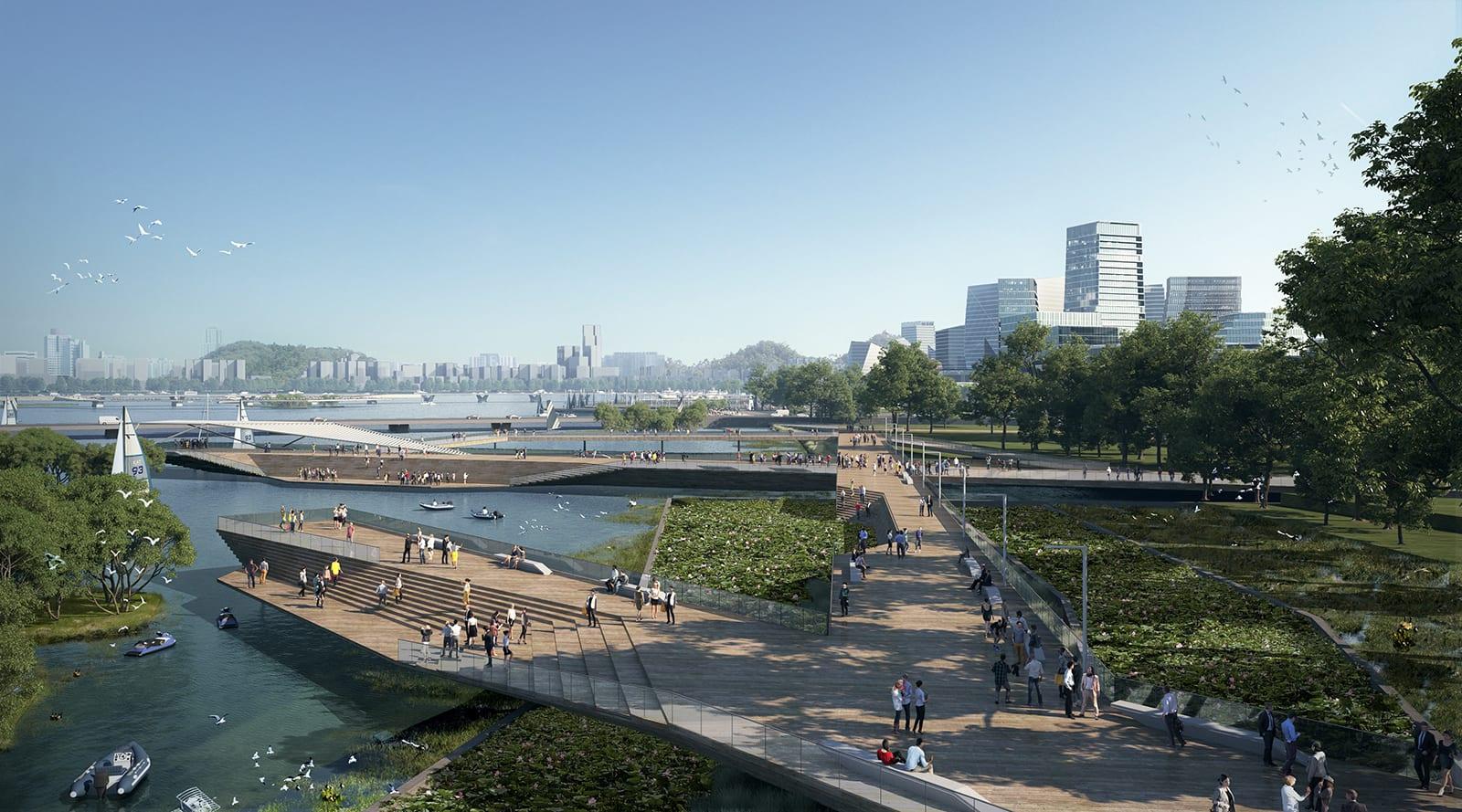 """بحجم موناكو..كيف ستبدو """"مدينة المستقبل"""" داخل مدينة شنجن الصينية؟"""