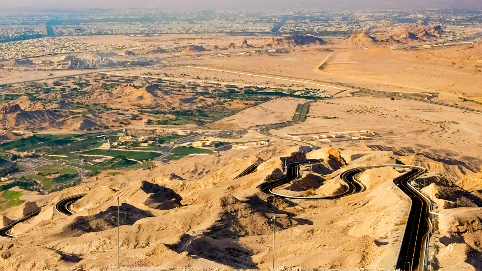 مدينة أبوظبي في الإمارات