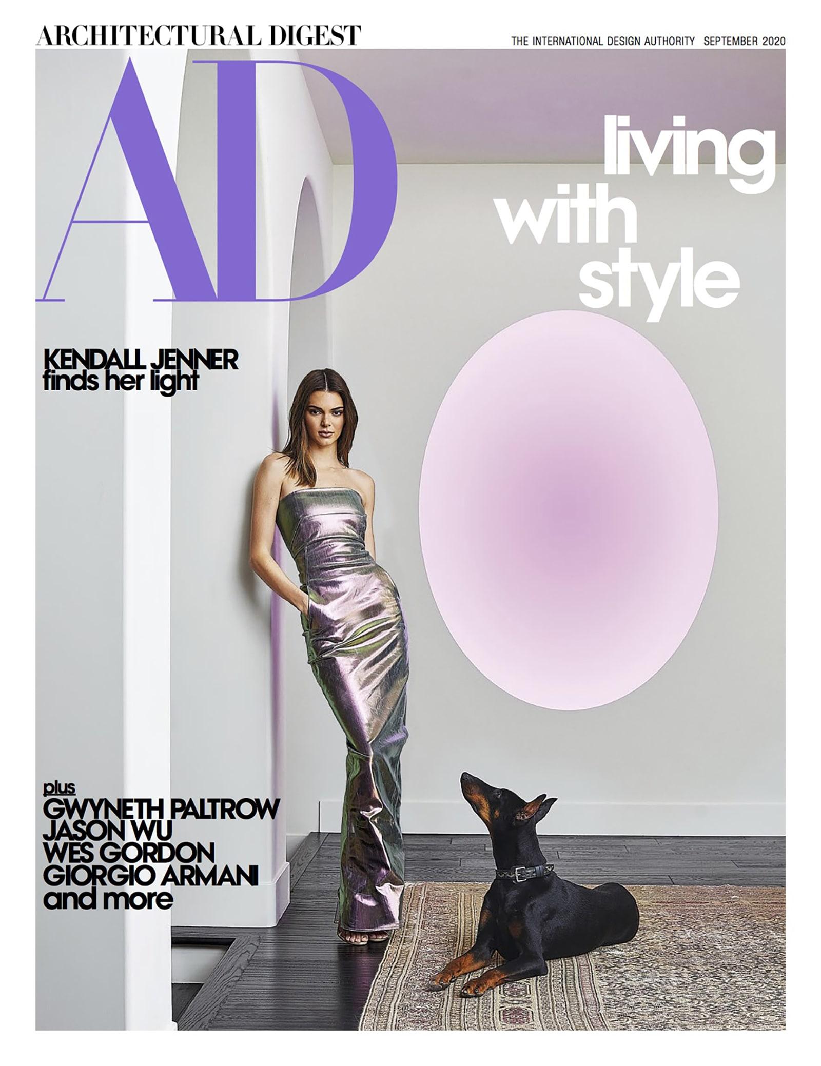 """عارضة الأزياء كيندال جينر تفتح أبواب منزلها """"البوهيمي"""" في لوس أنجلوس"""