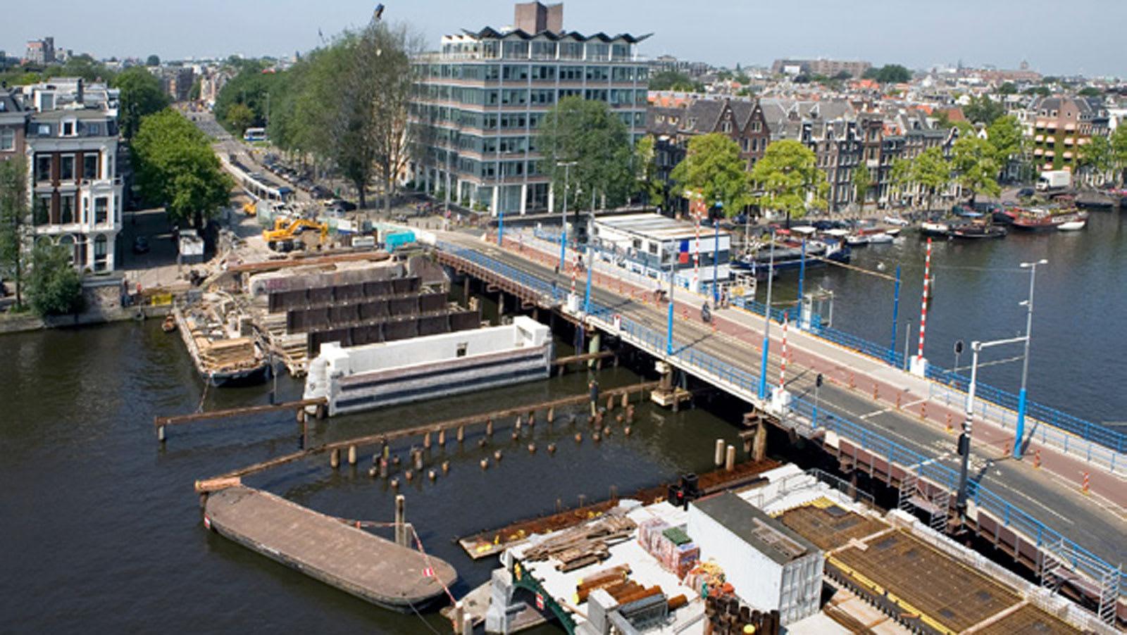 أمستردام على حافة الانهيار..كيف تخطط العاصمة الهولندية لإنقاذ بنيتها التحتية التاريخية؟