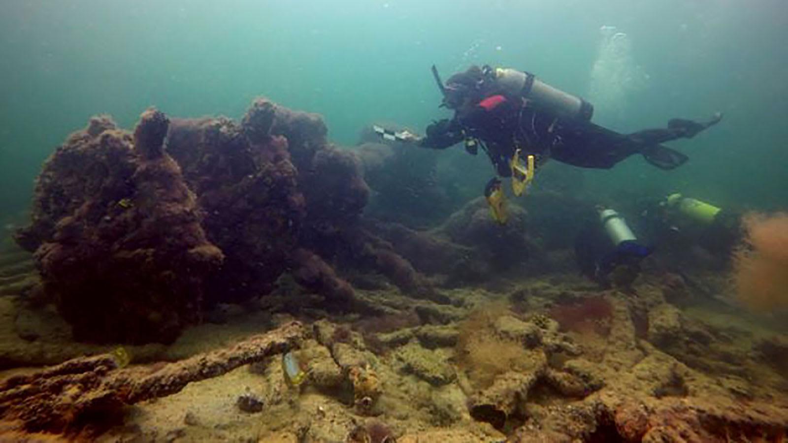 اكتشاف حطام أول سفينة على الإطلاق نقلت عبيدا من شعب المايا