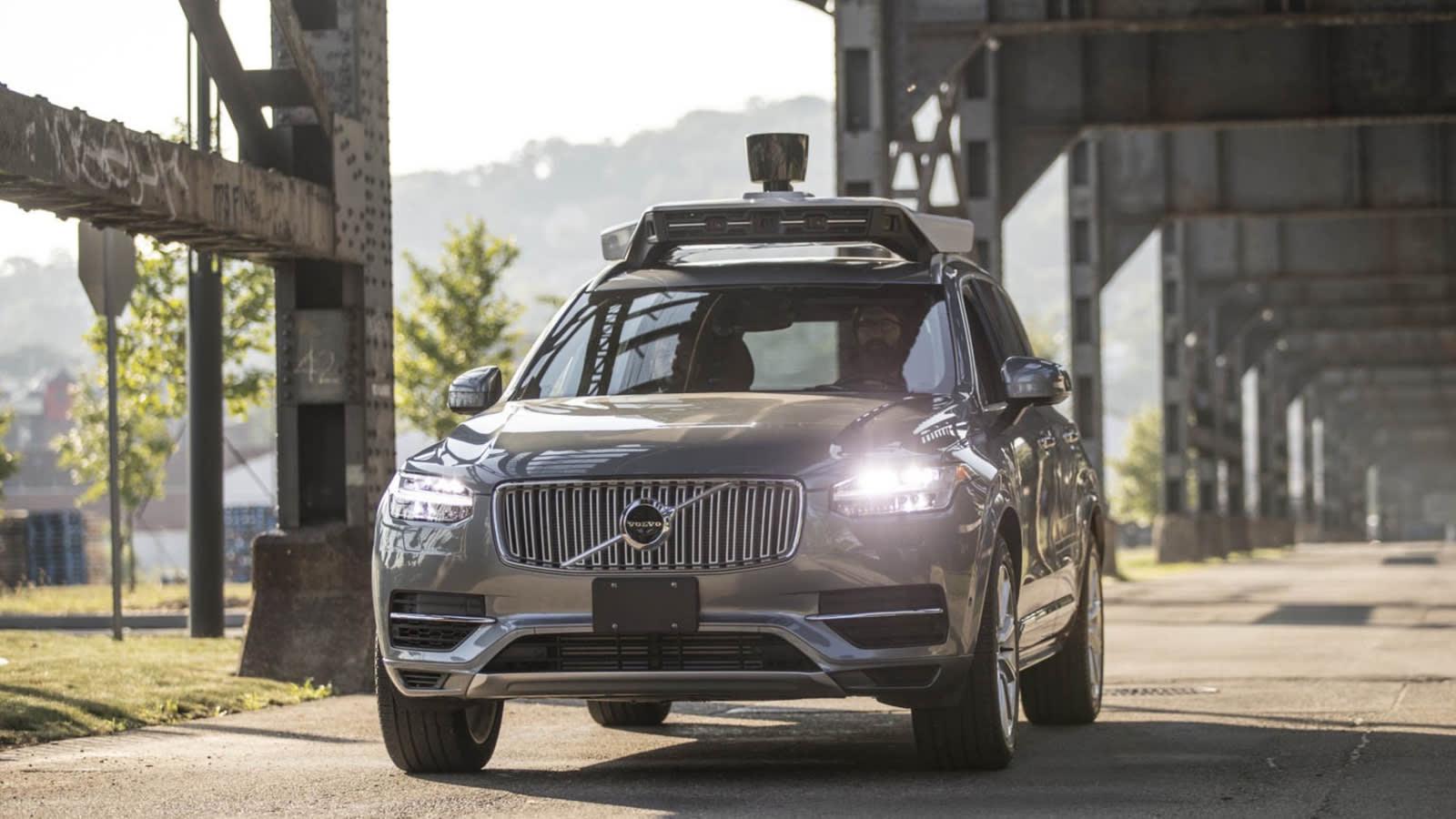 أوبر تعلن بيع سياراتها ذاتية القيادة لشركة أورورا
