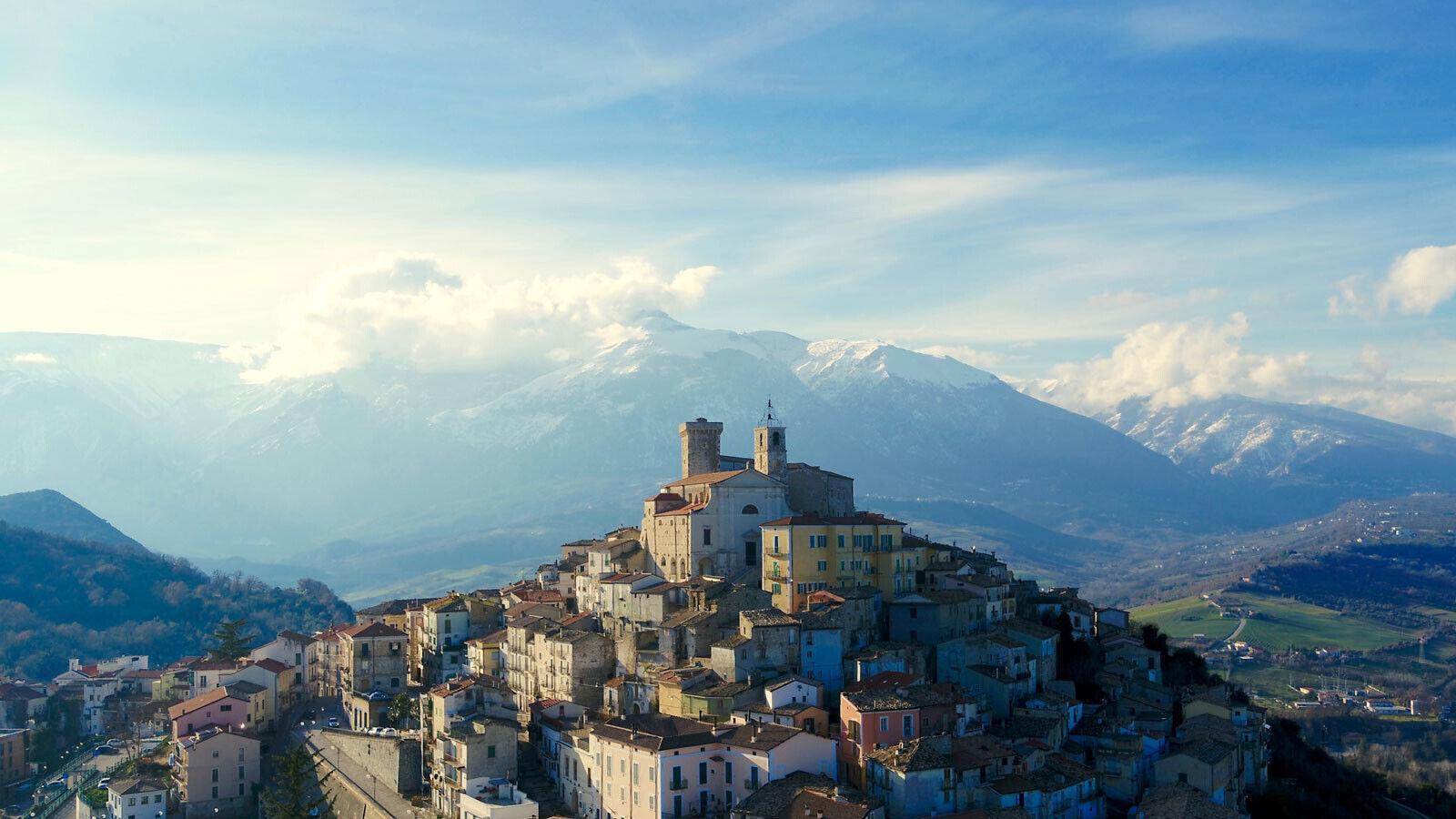 10 من أجمل البلدات الإيطالية المثالية لتطبيق إجراء التباعد الاجتماعي