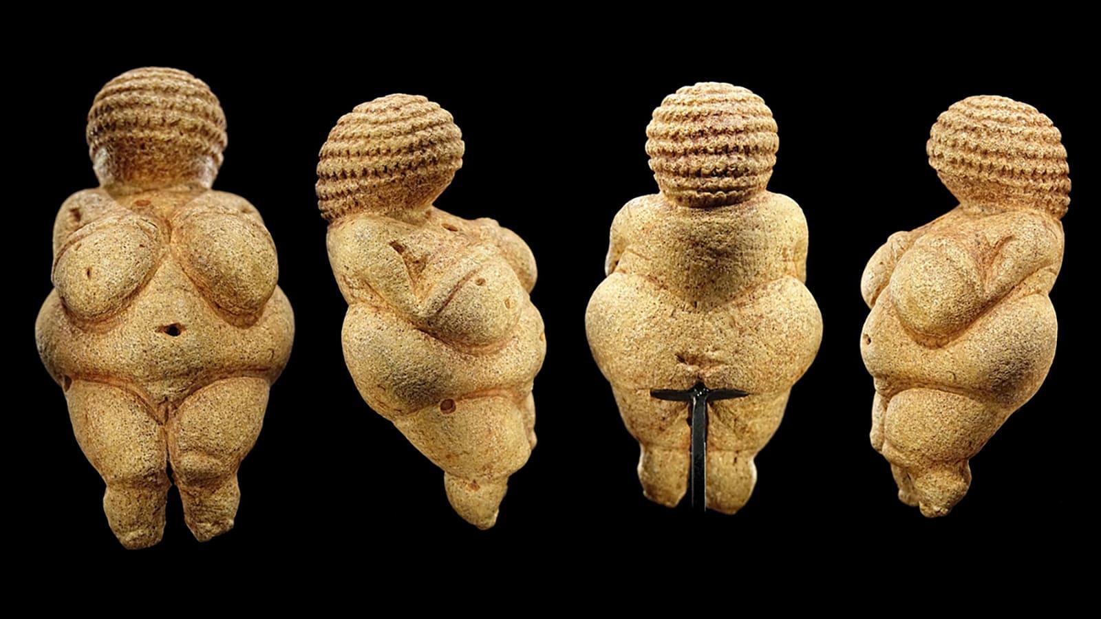 ليس لها علاقة بالجنس.. قد تكون هذه الحقيقة وراء هذه التماثيل الأيقونية من العصر الحجري
