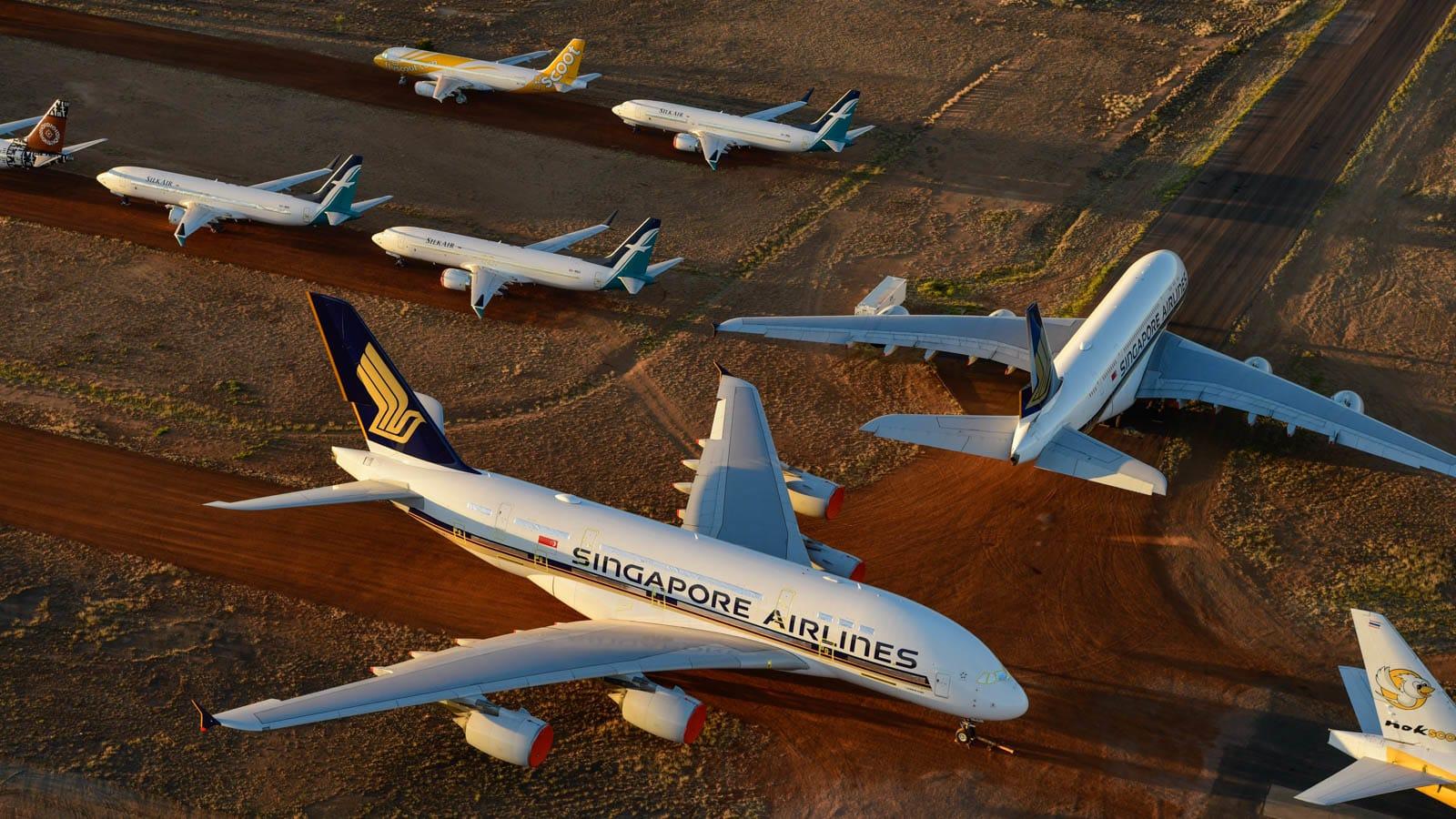 بعد توقفها لشهور بسبب جائحة كورونا.. كيف تستعد الطائرات لمعانقة السحاب من جديد؟