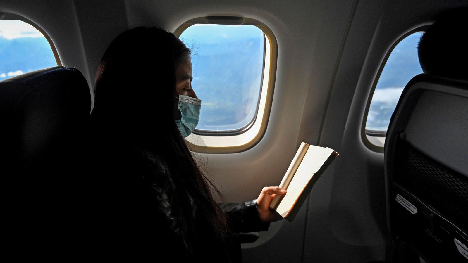 القراءة عن السفر