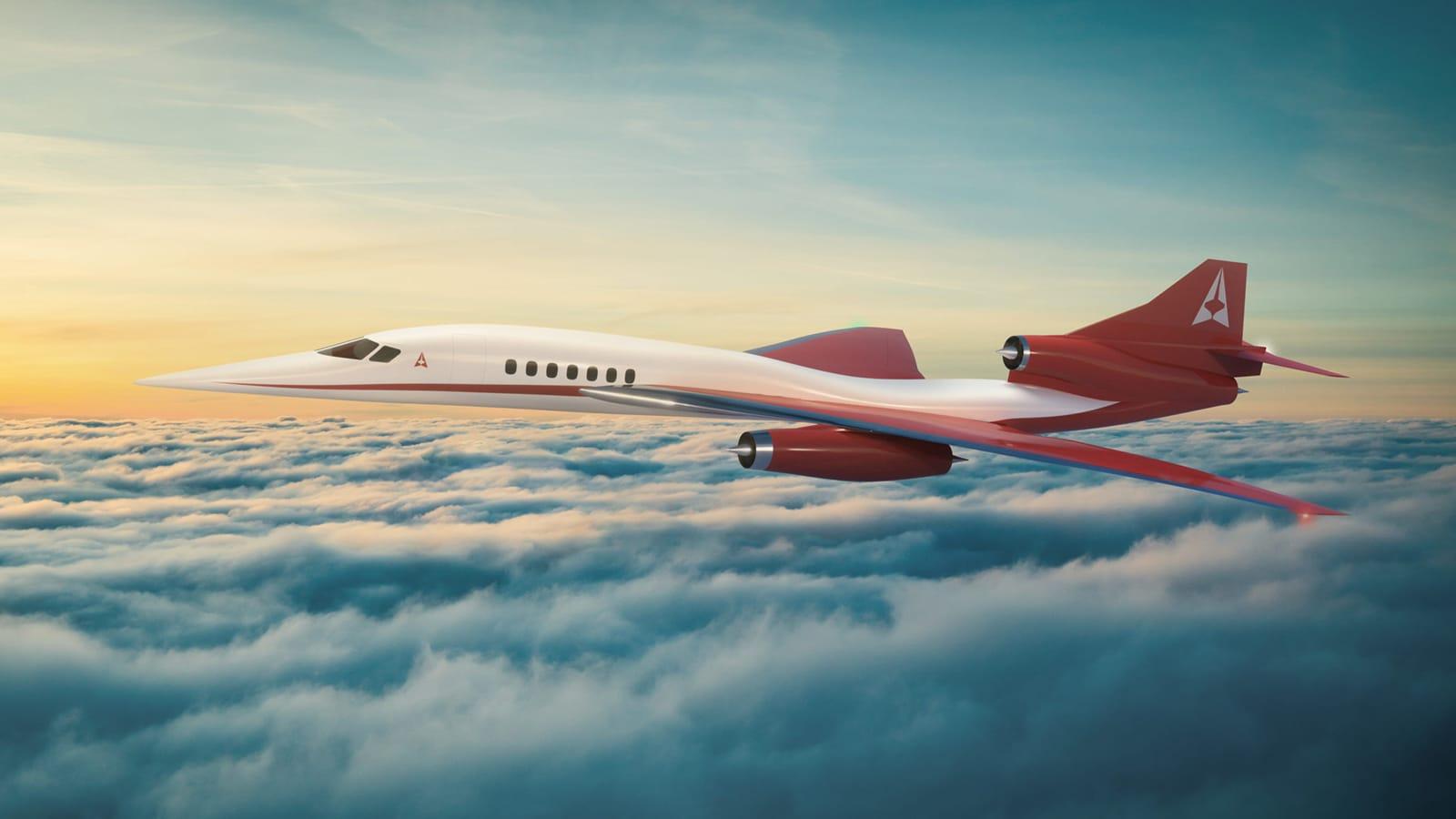 السباق لإنتاج أول طائرة ركاب تفوق سرعة الصوت يحتد