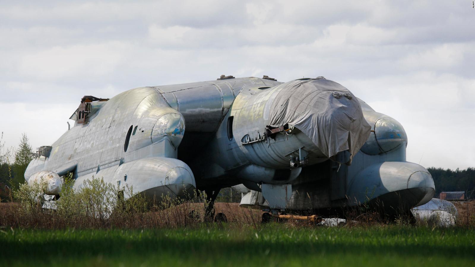 تشبه تنين أسطوري من الحكايات الروسية.. ما قصة هذه الطائرة السوفييتية؟