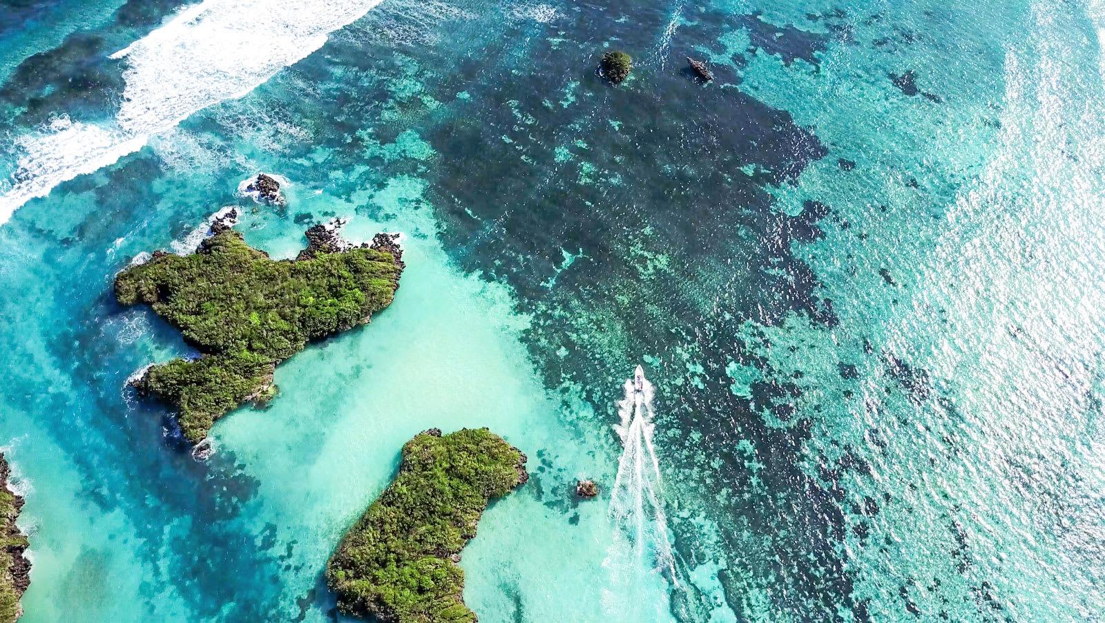 كيف يمكن للمسافرين حماية الجزر الخارجية لسيشيل التي توقف بها الزمن