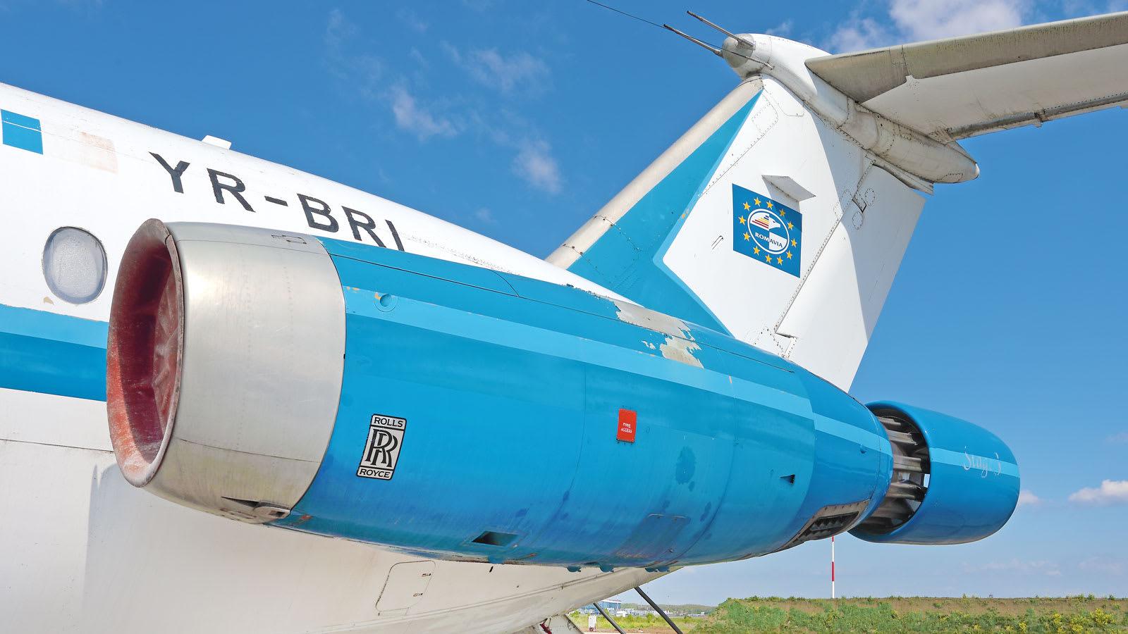 طائرة الدكتاتور الروماني السابق للبيع في مزاد