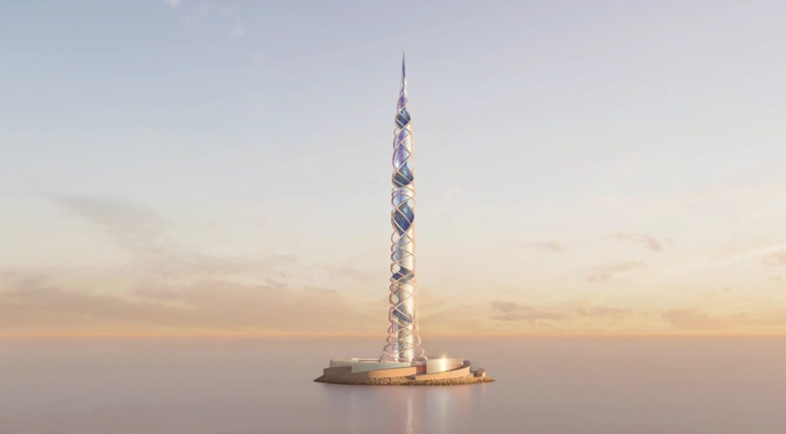 الكشف عن خطط لبناء ثاني أطول مبنى في العالم في روسيا