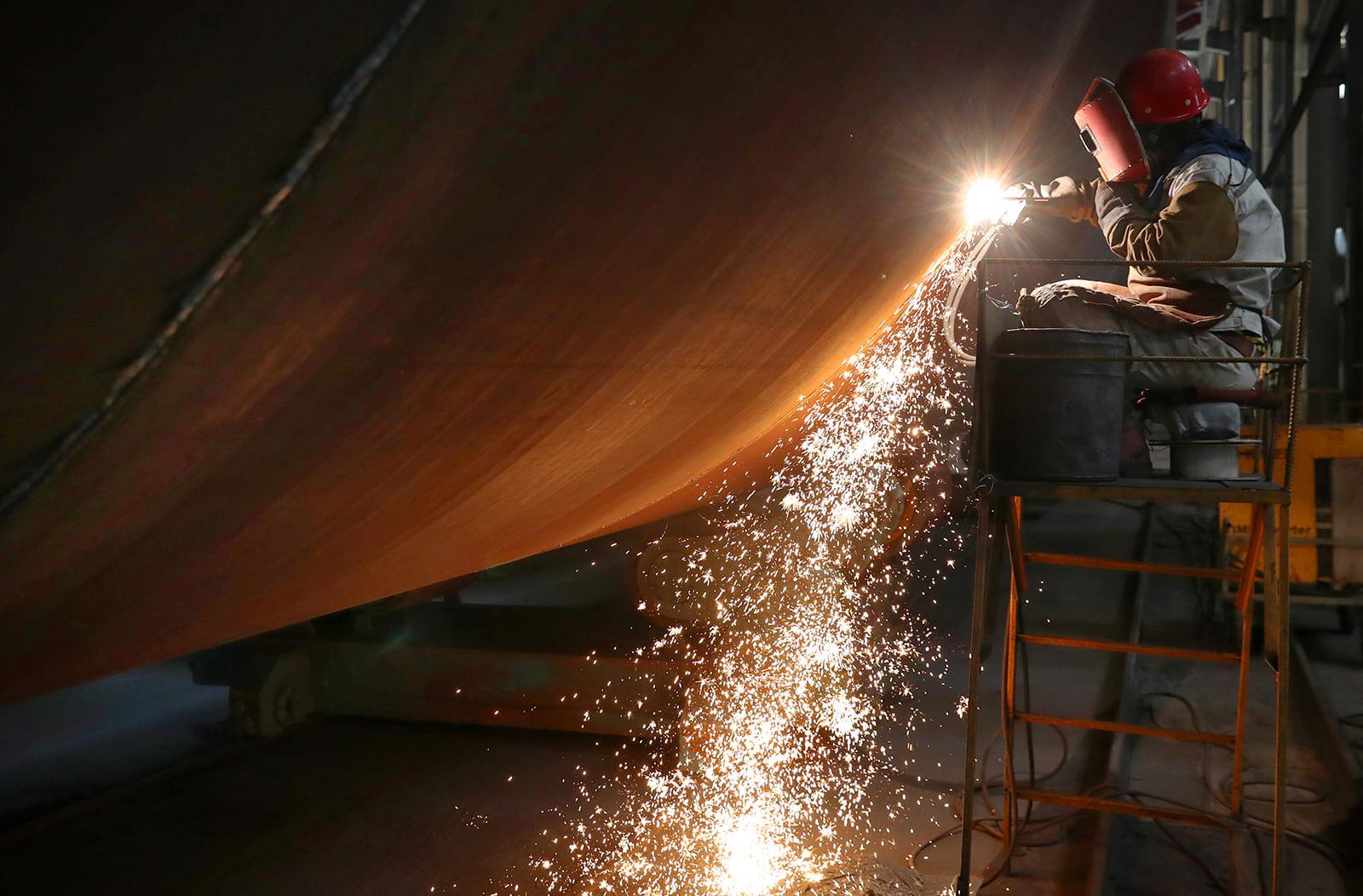 الاقتصاد الصيني ينمو 7.9% في الربع الثاني من 2021
