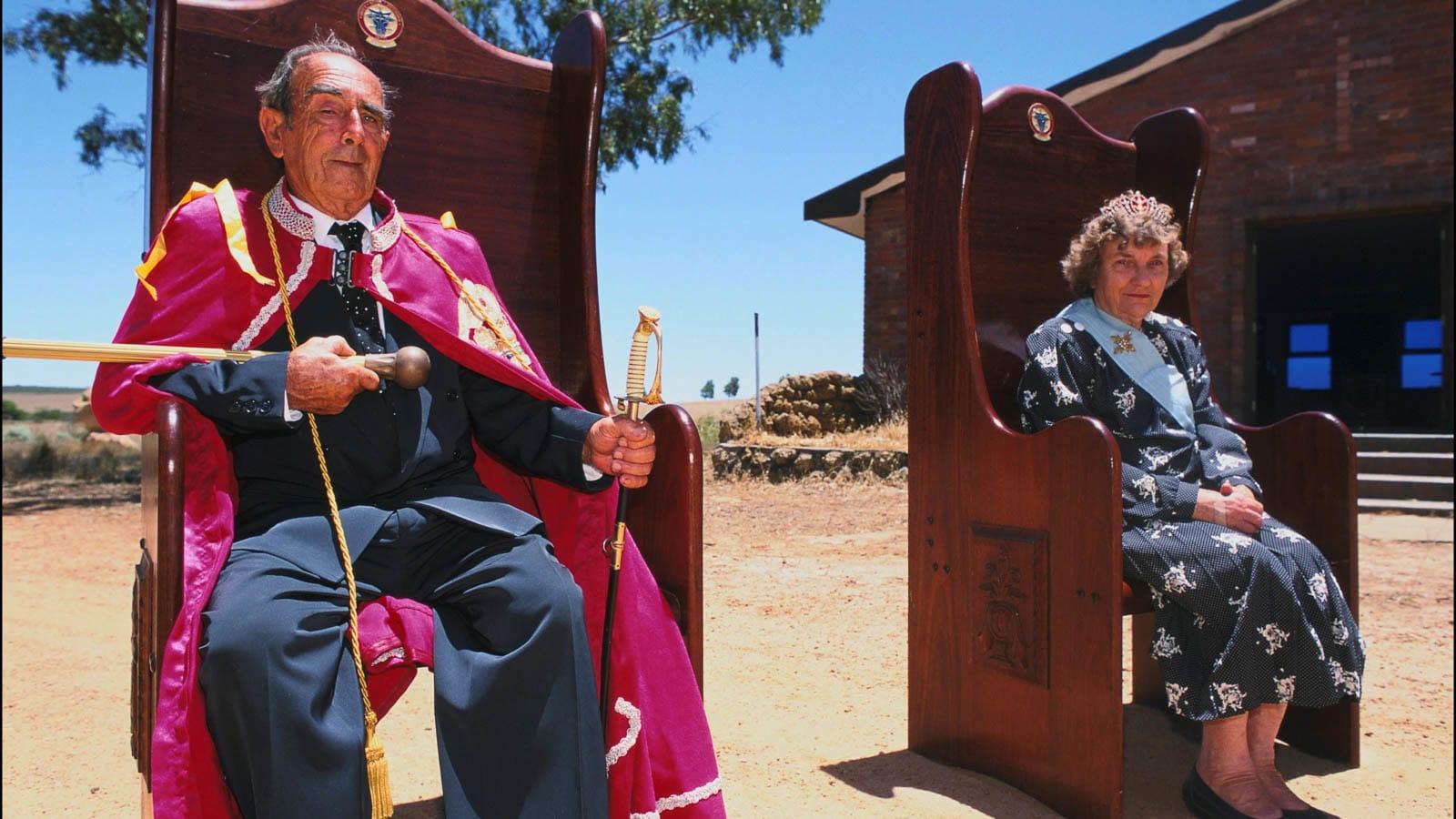 حدث ثلجي نادر جدا في أستراليا.. والسكان: أرض عجائب شتوية
