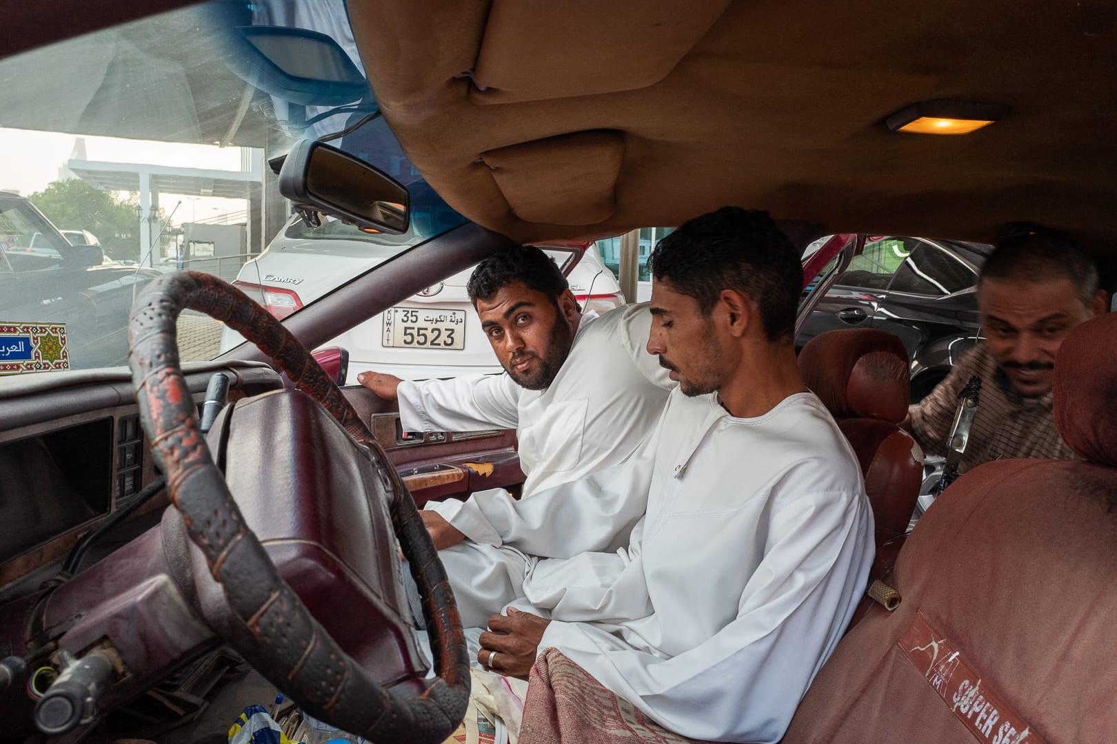 ما العنصر البرتقالي والأيقوني للكويت الذي قد لا تراه أجيال المستقبل؟
