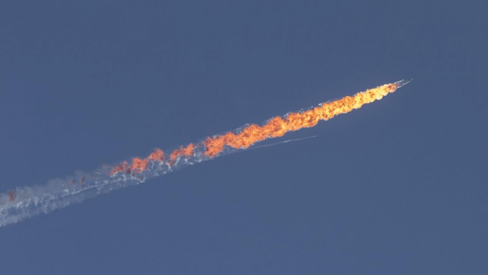 موسكو تُعلن مقتل عنصر بالبحرية الروسية خلال عملية إنقاذ طياري المقاتلة التي أسقطتها تركيا بسوريا