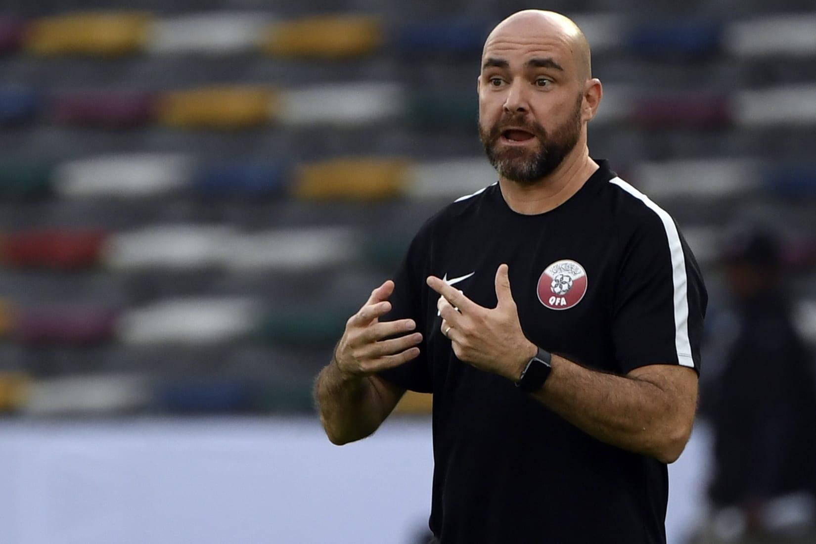 مدرب منتخب قطر:  هدفنا أن نصنع التاريخ أمام اليابان الجمعة