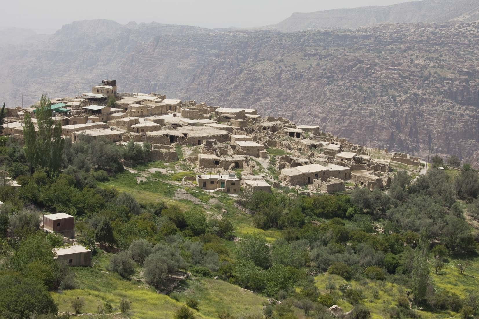 تجمع بين 4 أقاليم حيوية جغرافية في مكان واحد.. إليك روائع محمية ضانا للمحيط الحيوي بالأردن