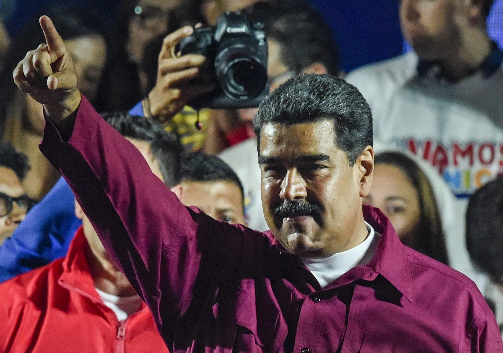 فنزويلا: مادورو يفوز بفترة ثانية وسط انتقادات حادة
