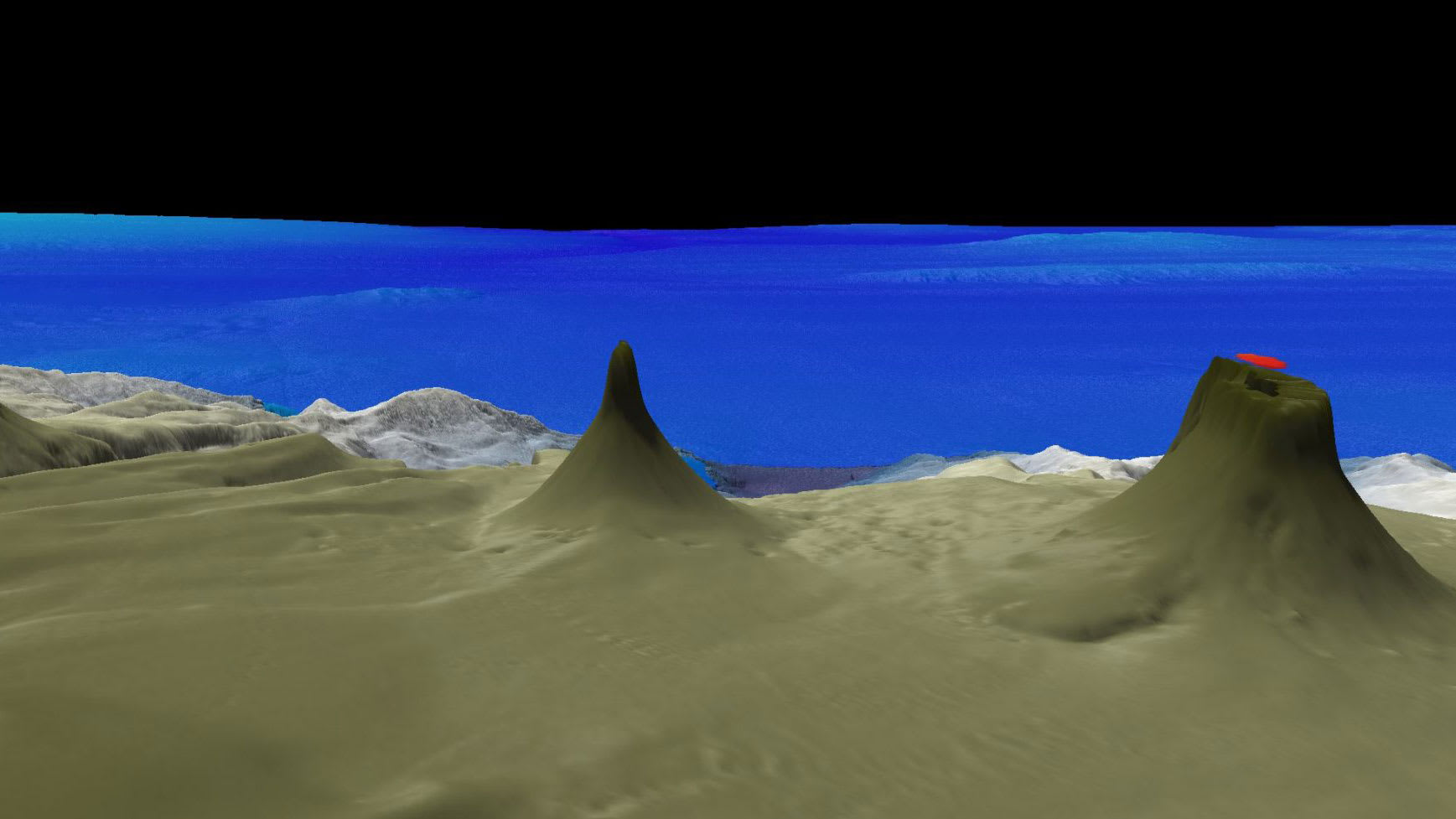 """""""اكتشاف شعاب مرجانية في أستراليا أطول من مبنى """"إمباير ستيت"""