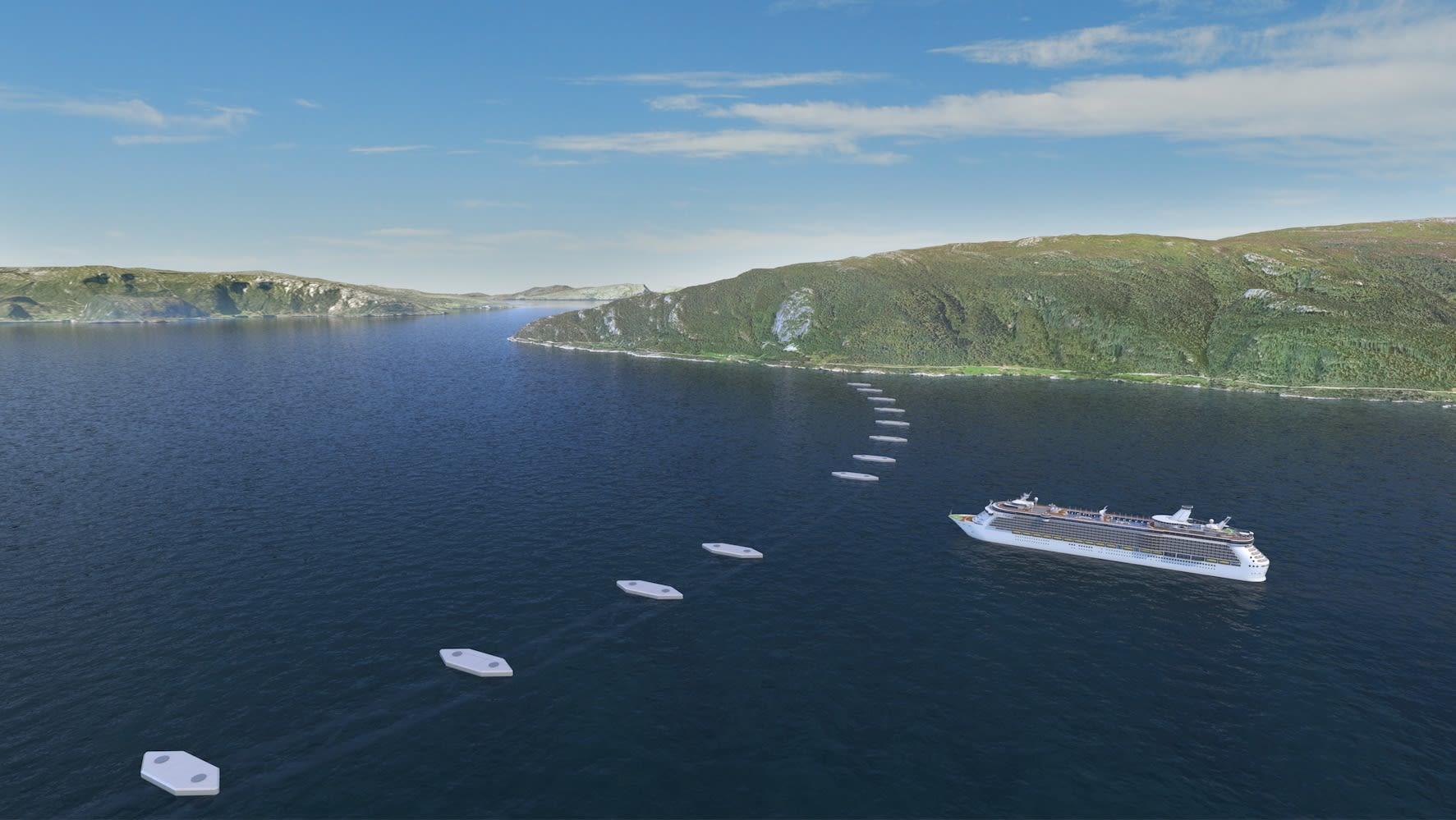 """هل ستبني النرويج أول """"نفق عائم"""" في العالم بحلول عام 2050؟"""