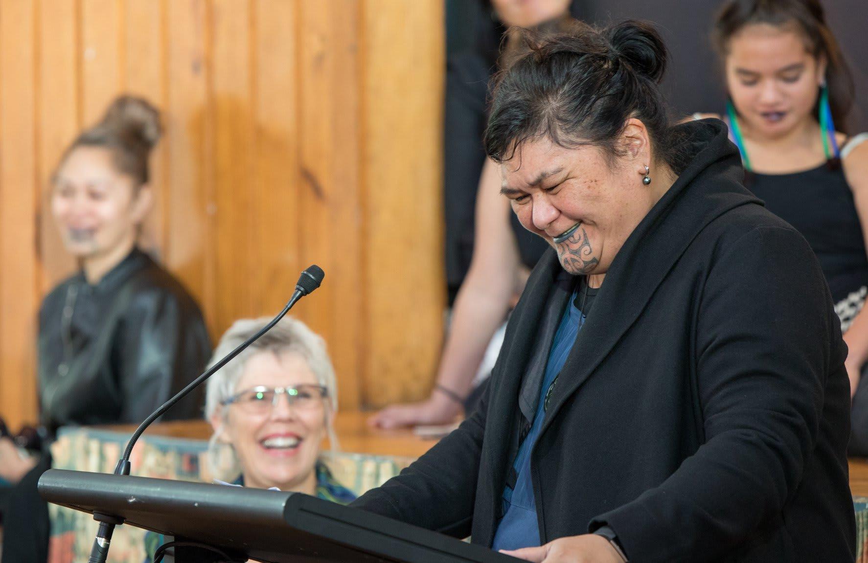 تعرف على أول وزيرة خارجية في نيوزلندا