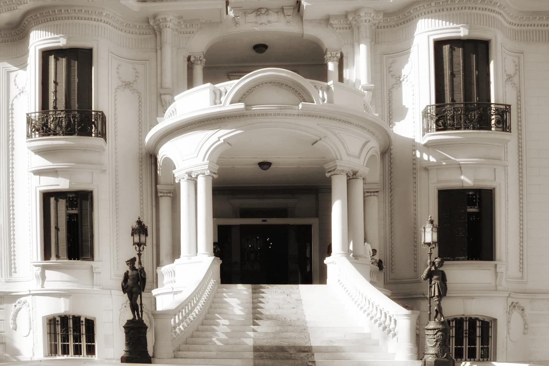 مقتنيات متحف المجوهرات الملكية في الاسكندرية