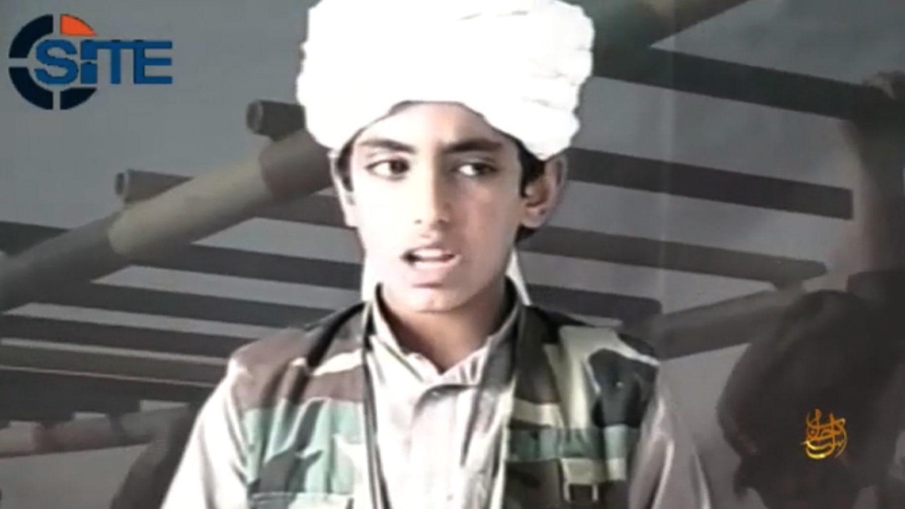 حمزة بن أسامة بن لادن.. هل يعيد الأضواء للقاعدة ويخلف والده في قيادة التنظيم؟