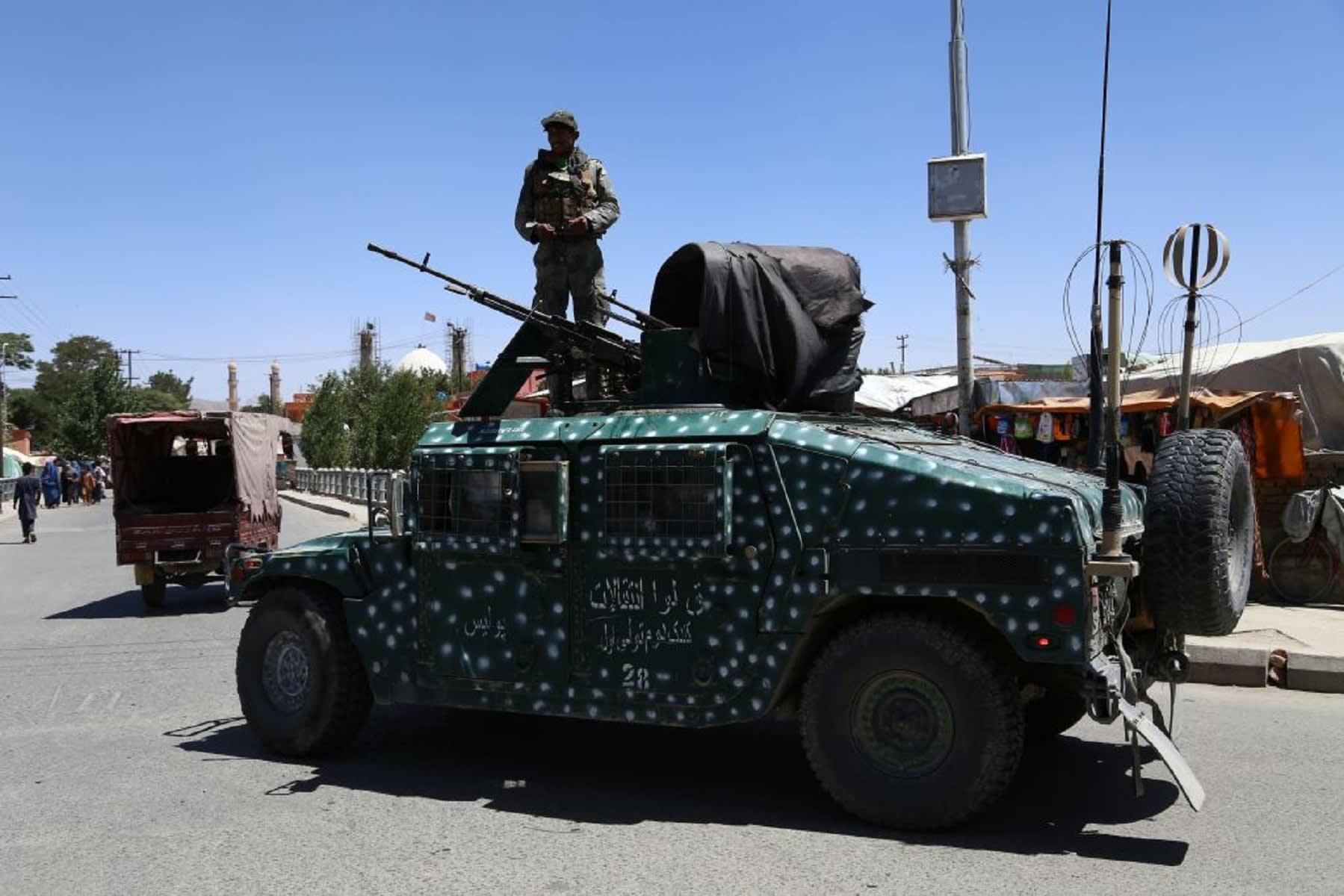مقتل 3 عسكريين أمريكيين في انفجار عبوة ناسفة بأفغانستان