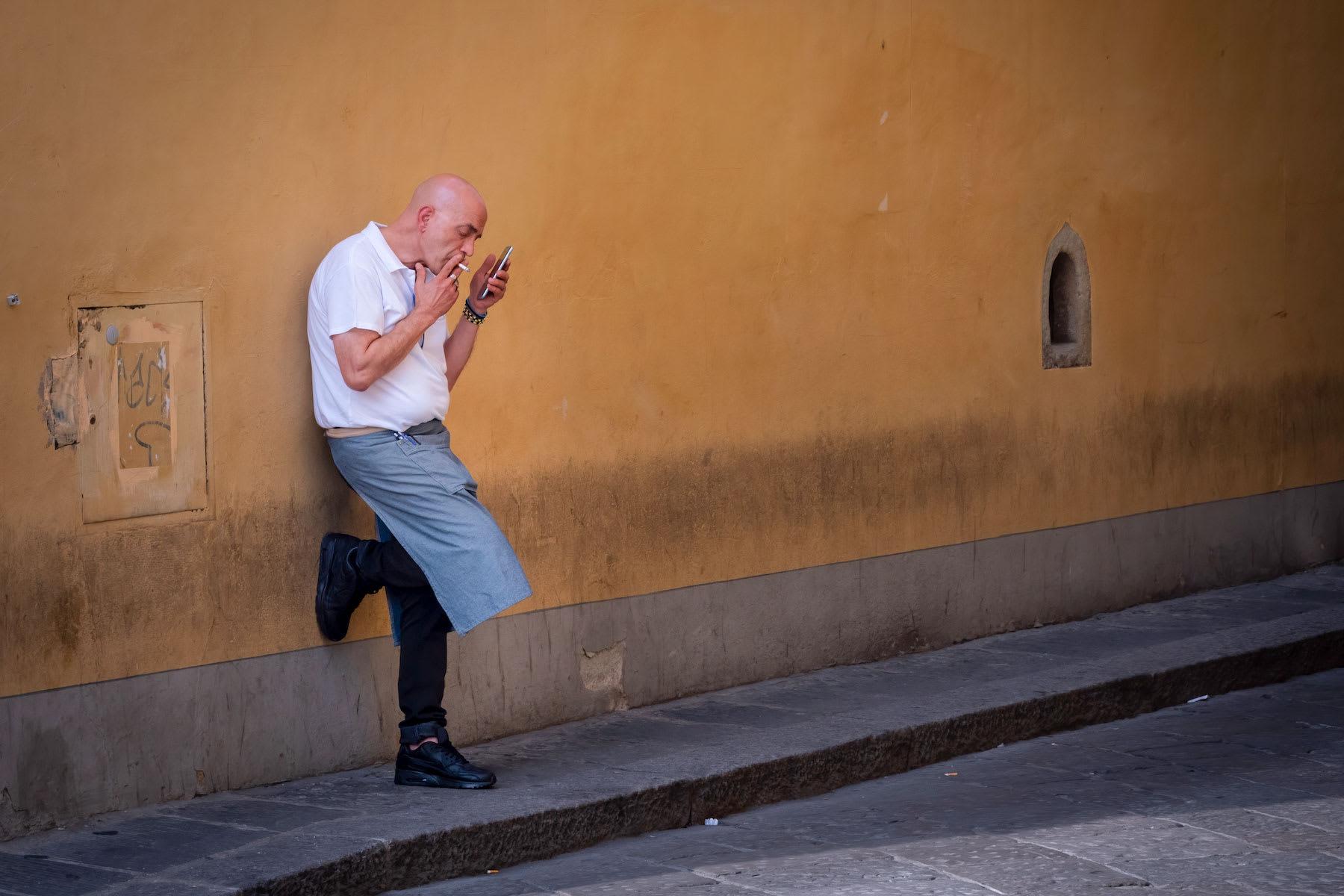 """""""نوافذ النبيذ"""" التاريخية في فلورنسا الإيطالية تفتح من جديد.. ما السبب؟"""