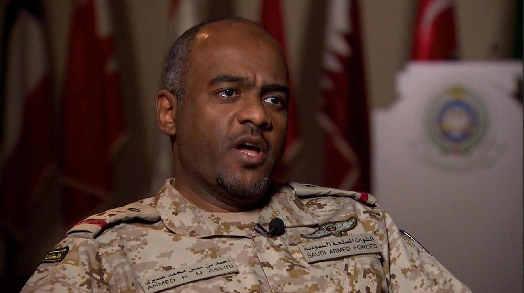 عسيري: السعودية مستعدة للمشاركة بقوات برية مع التحالف الدولي ضد داعش في سوريا