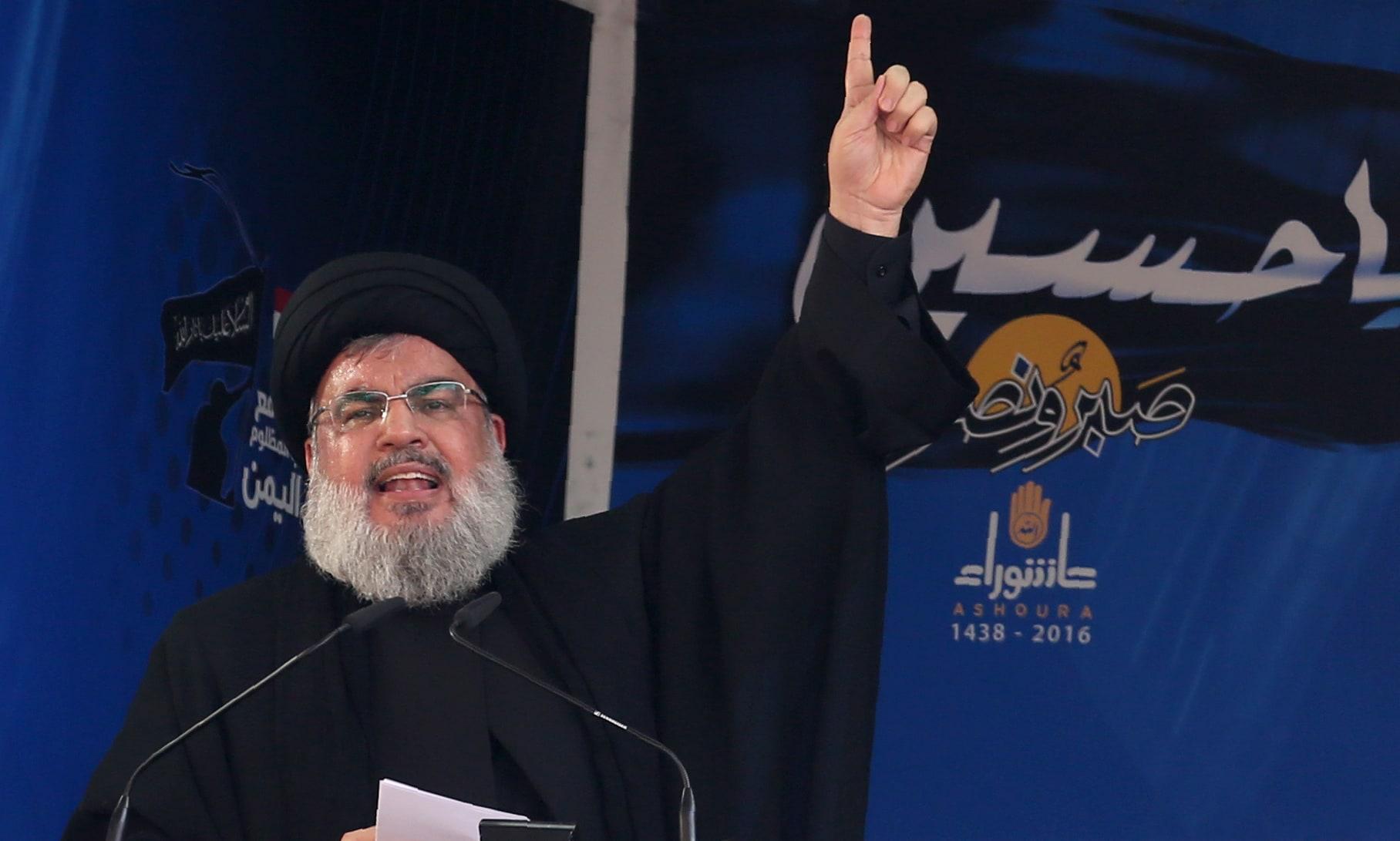 بعد أنباء عن تدهور وضعه الصحي.. نصرالله في ظهور جديد: لدي أمل بالصلاة في المسجد الأقصى