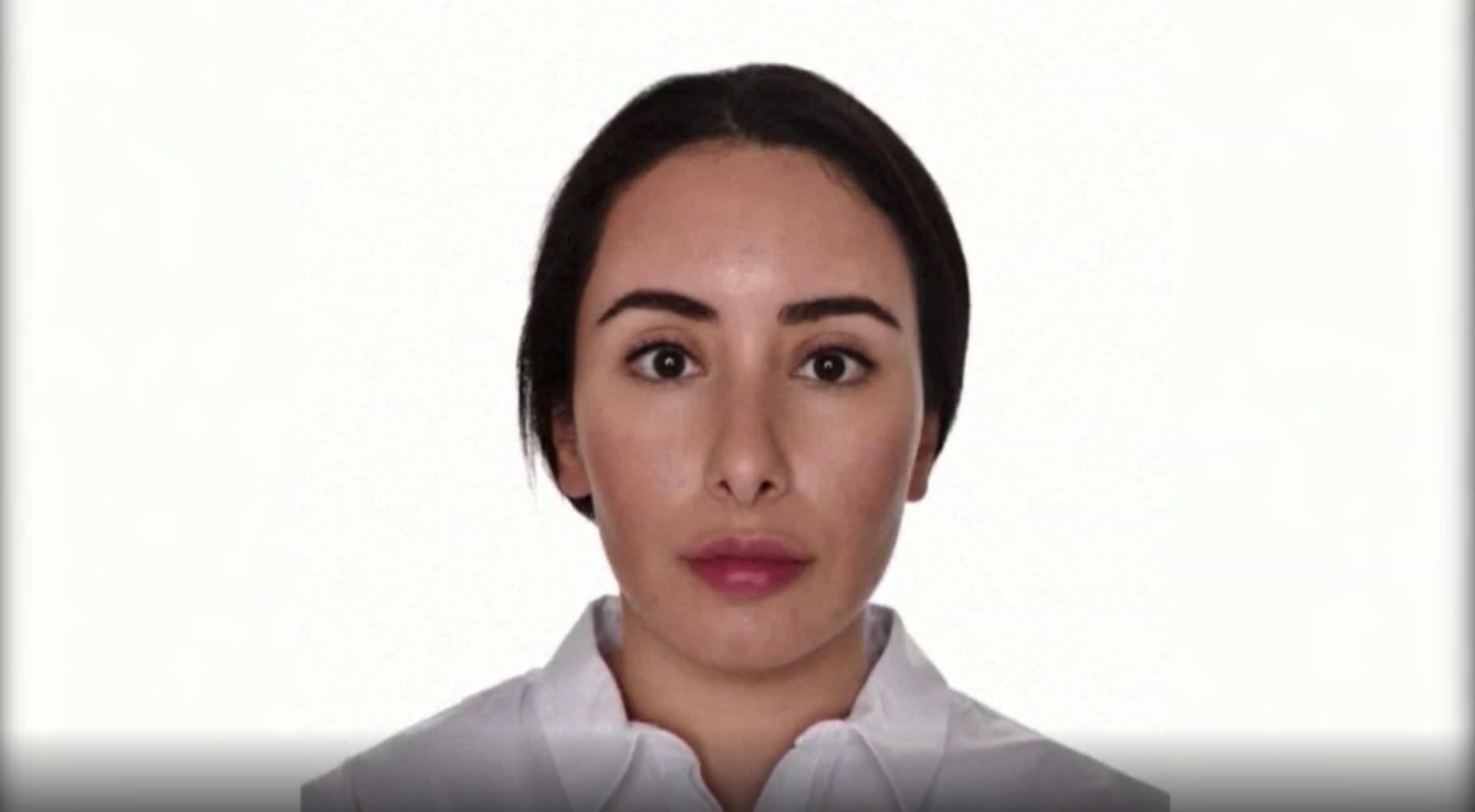 """الشرطة البريطانية تؤكد لـCNN استلام رسالة من الشيخة لطيفة تناشدهم التحقيق في """"اختطاف"""" شقيقتها شمسة منذ 21 عاما"""