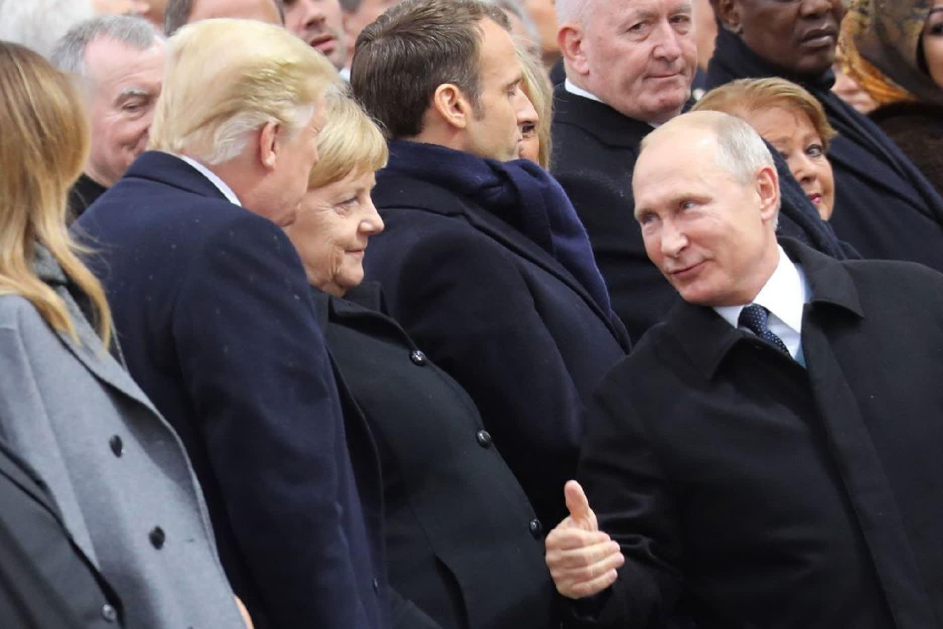 """الكرملين يرد على ترامب: إلغاء اجتماع بوتين يمنحه """"ساعات إضافية"""" بقمة العشرين"""