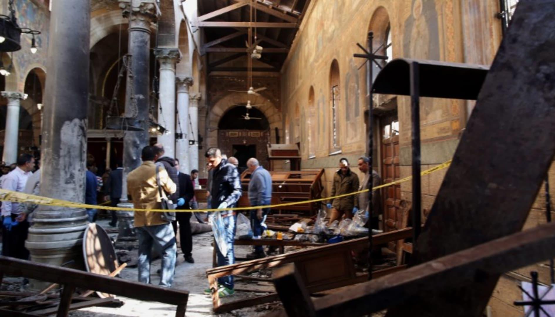 """""""الإفتاء المصرية"""" عن تفجير الكاتدرائية: محاولة من قوى التكفير لتحويل مولد النبي إلى مناسبة للقتل"""