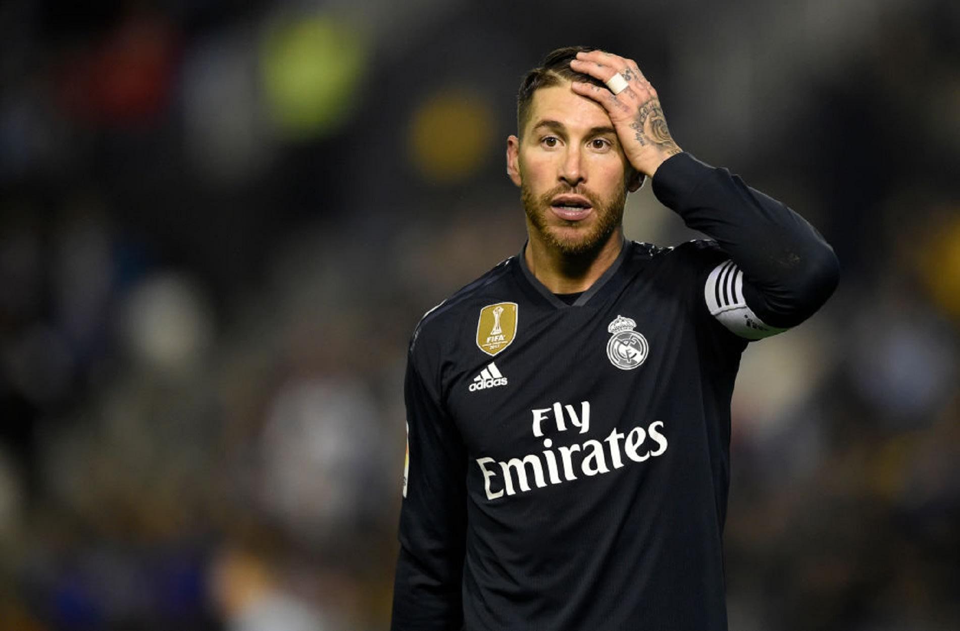 بيان من 3 نقاط لريال مدريد بشأن راموس والمنشطات
