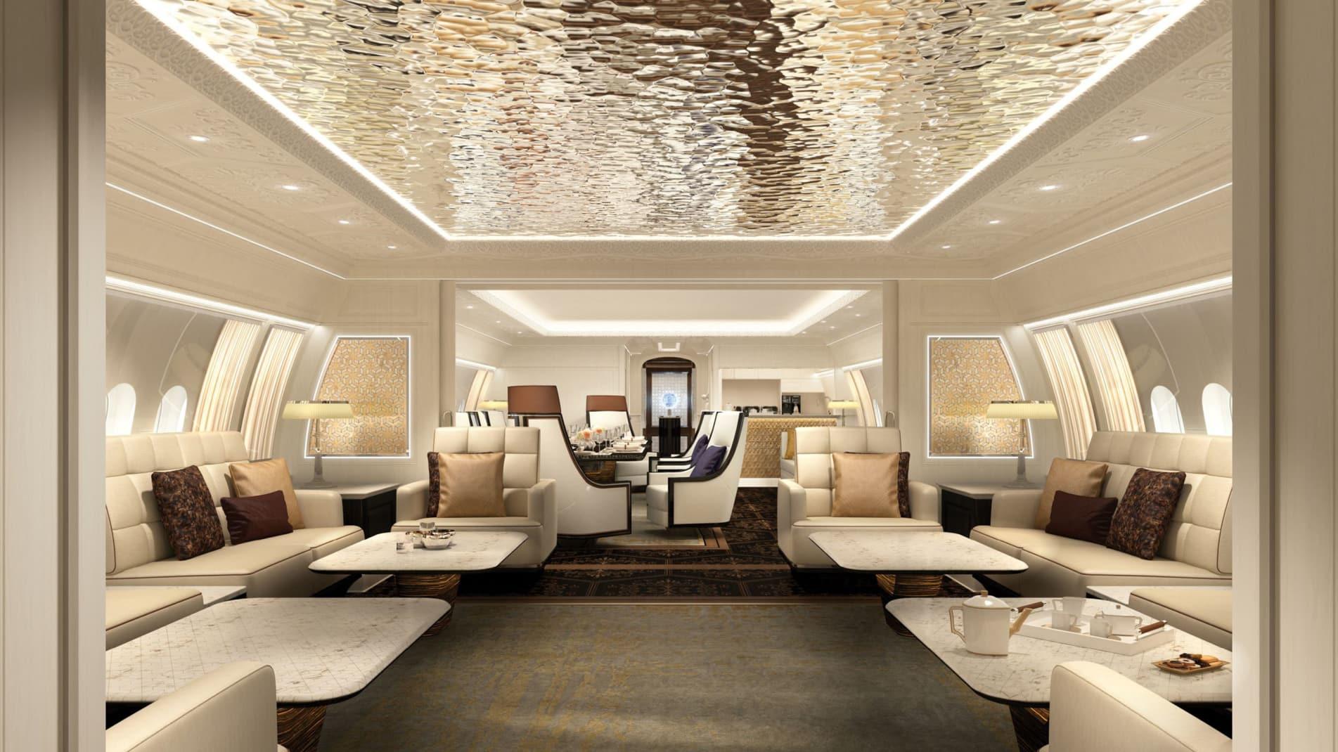 """بوينغ تطلق طائرة """"رجال أعمال"""" ستوفر أطول رحلة في العالم"""