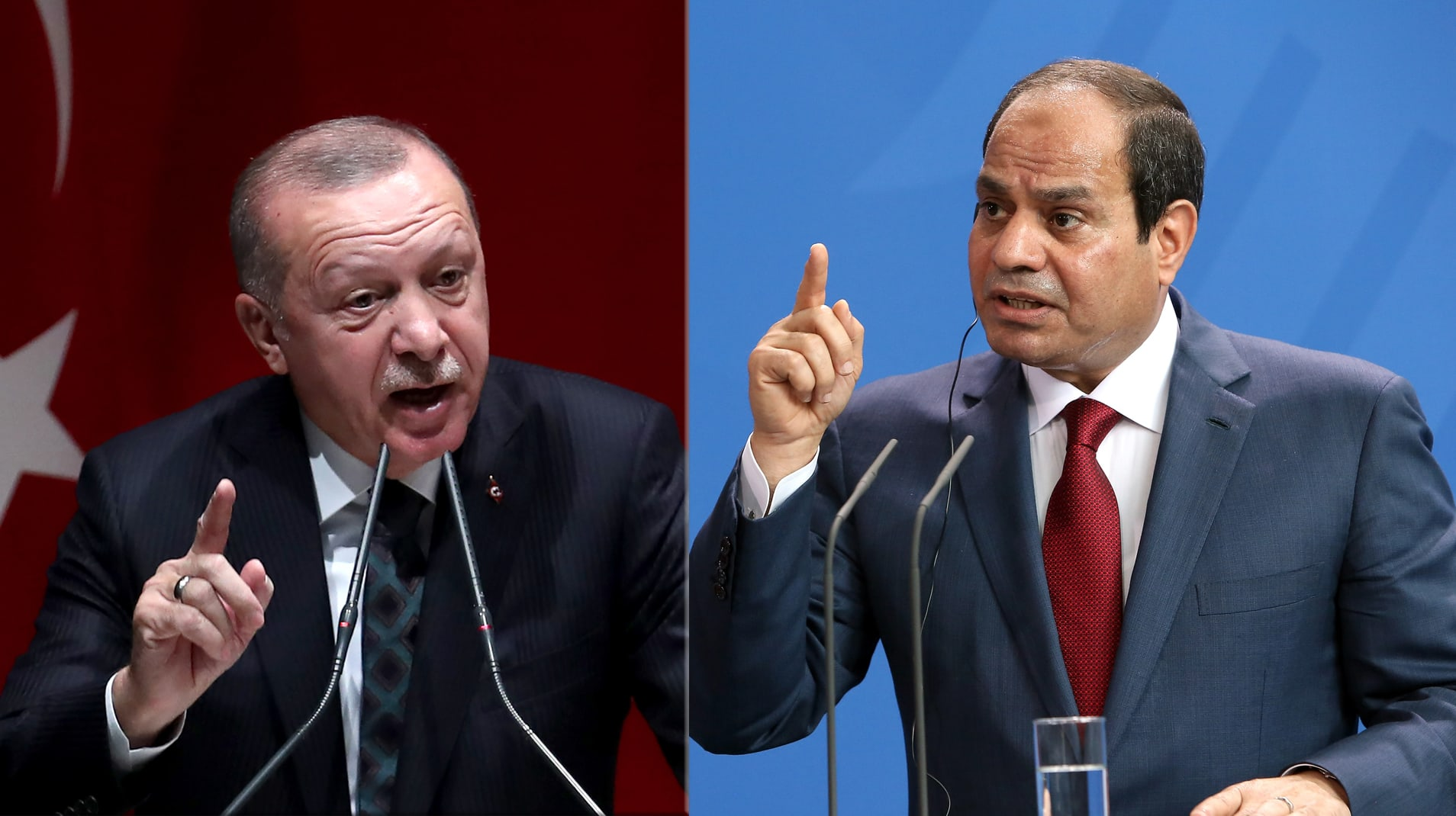 بكري يرد على هجوم أردوغان: السيسي منتخب بأكثر من 97% وأنت بـ52% فقط