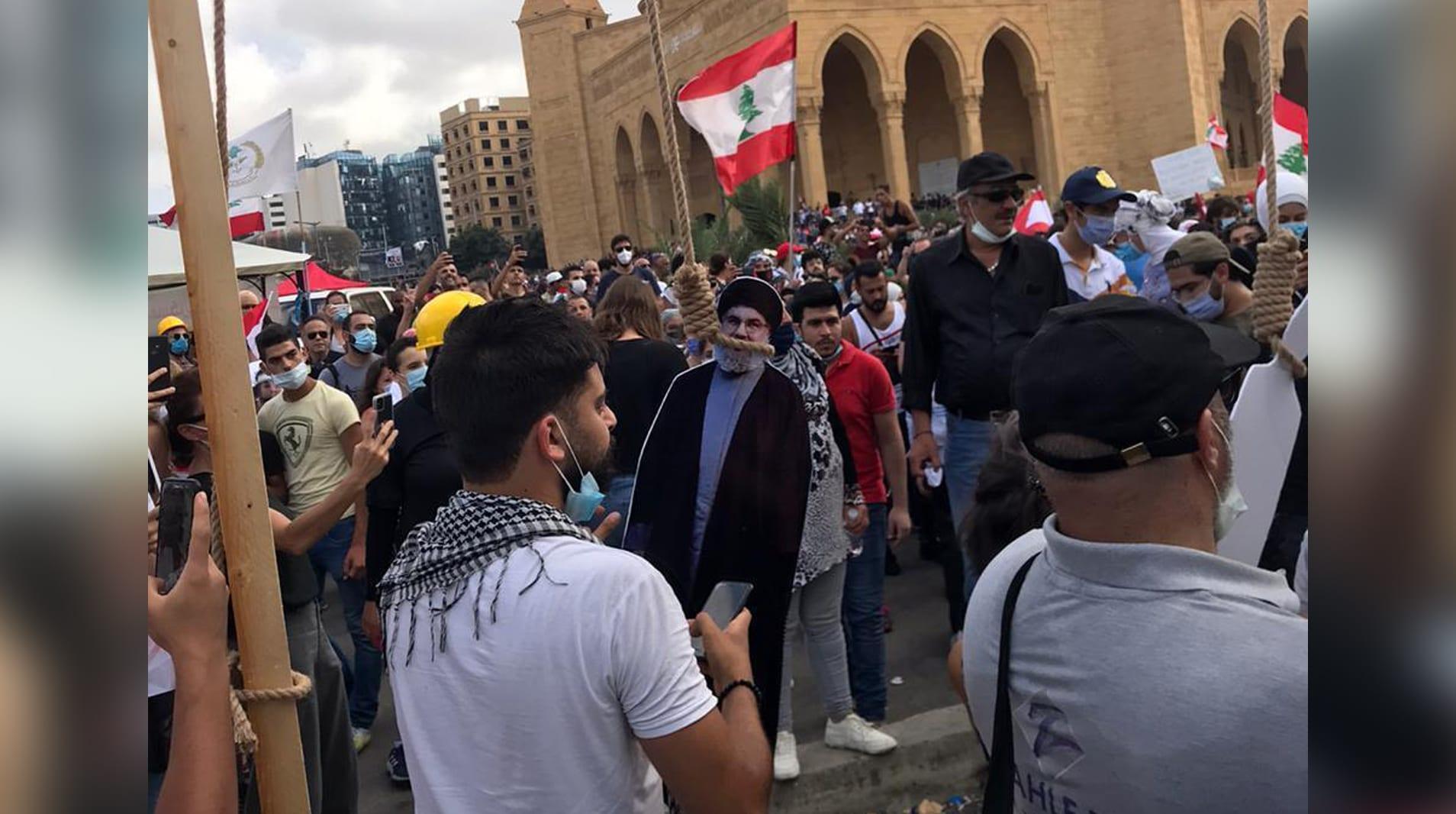 مشانق لبنان